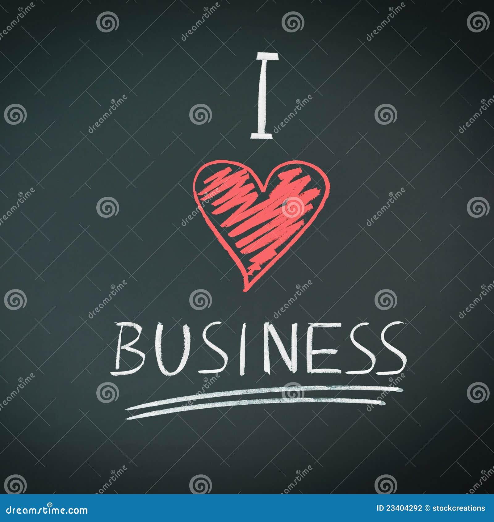 Affär som jag älskar