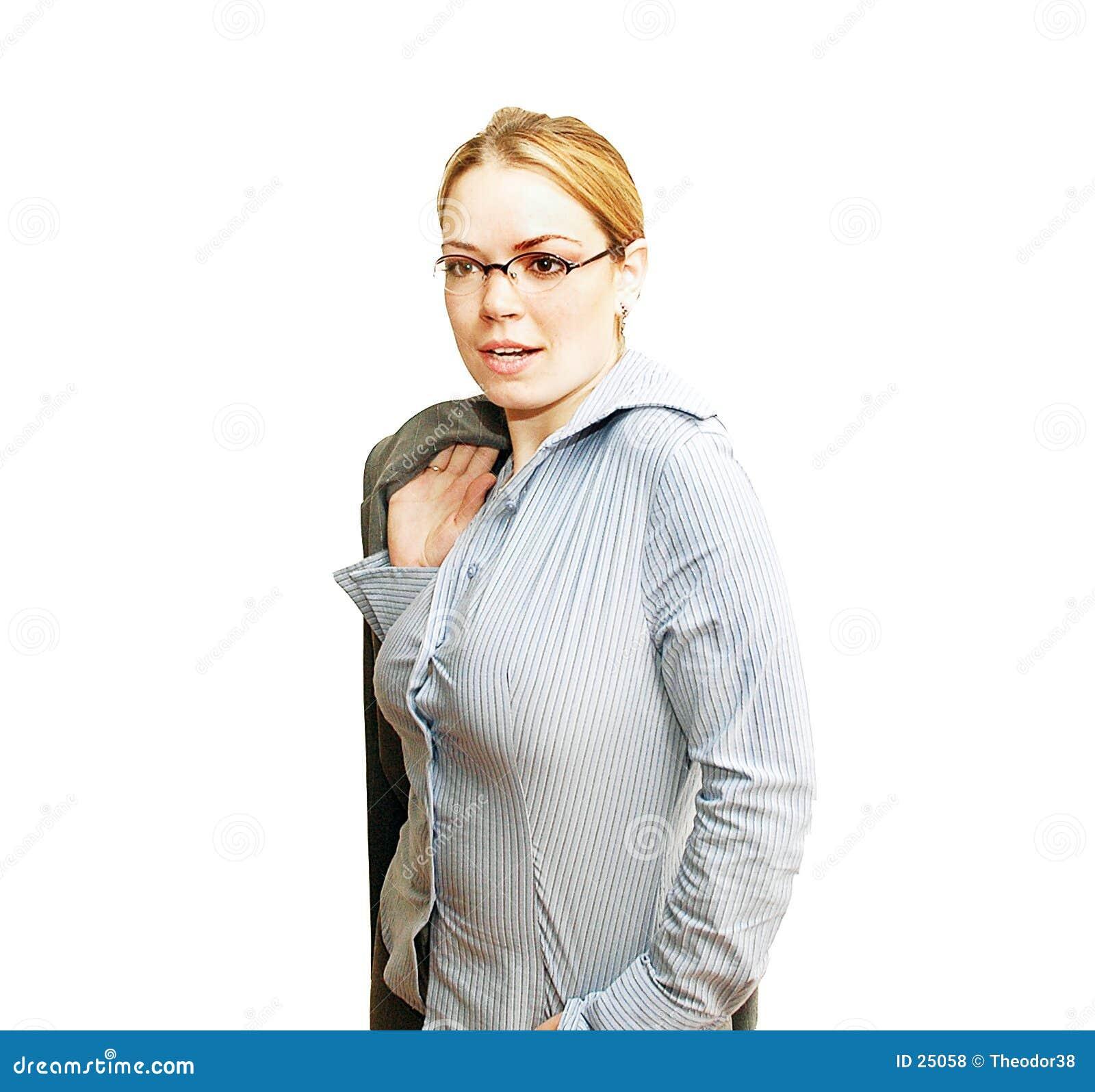 Affärskvinna 4