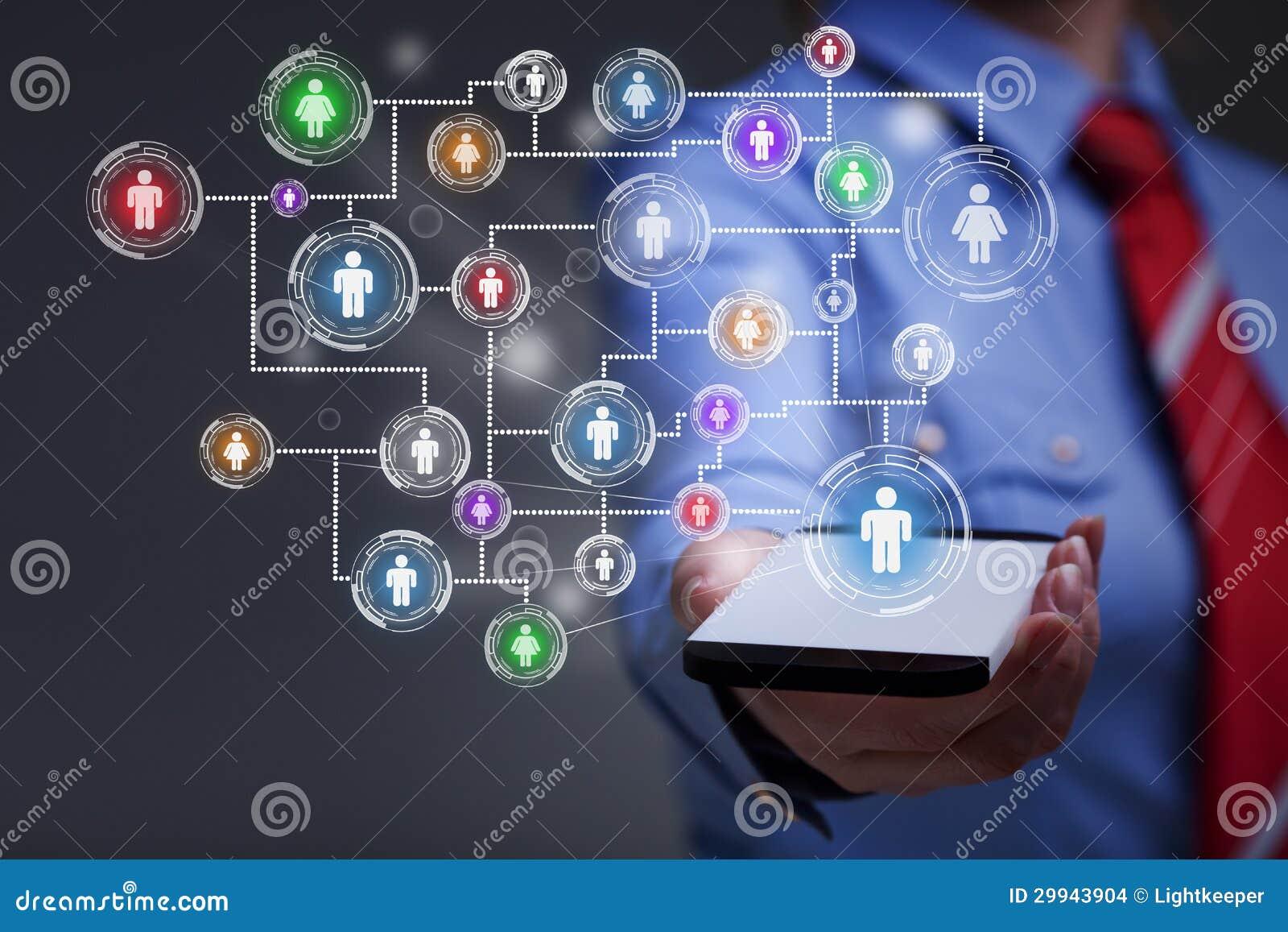Socialt massmediabegrepp