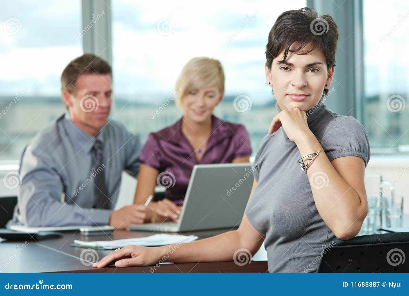 Affärskvinnalag