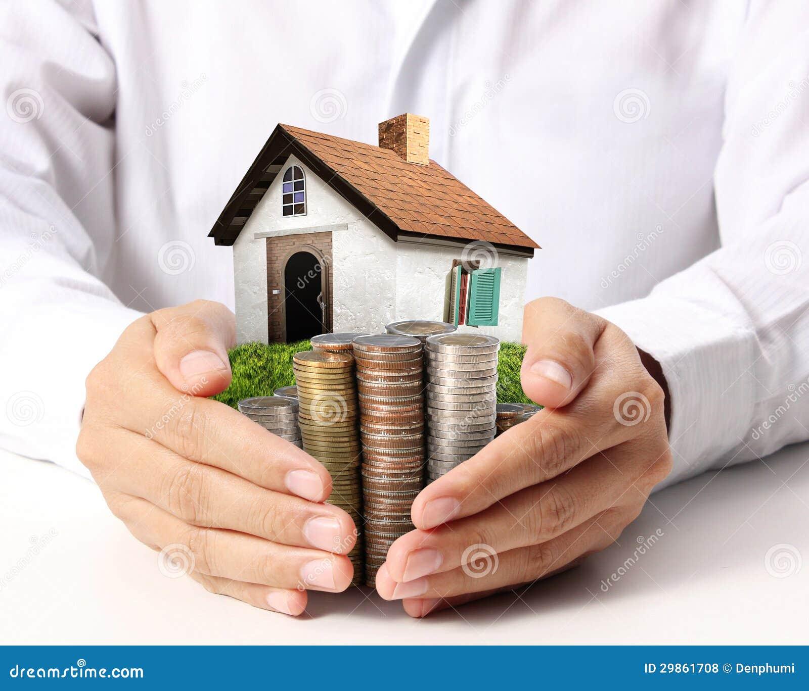Skydda ditt hus räcker in
