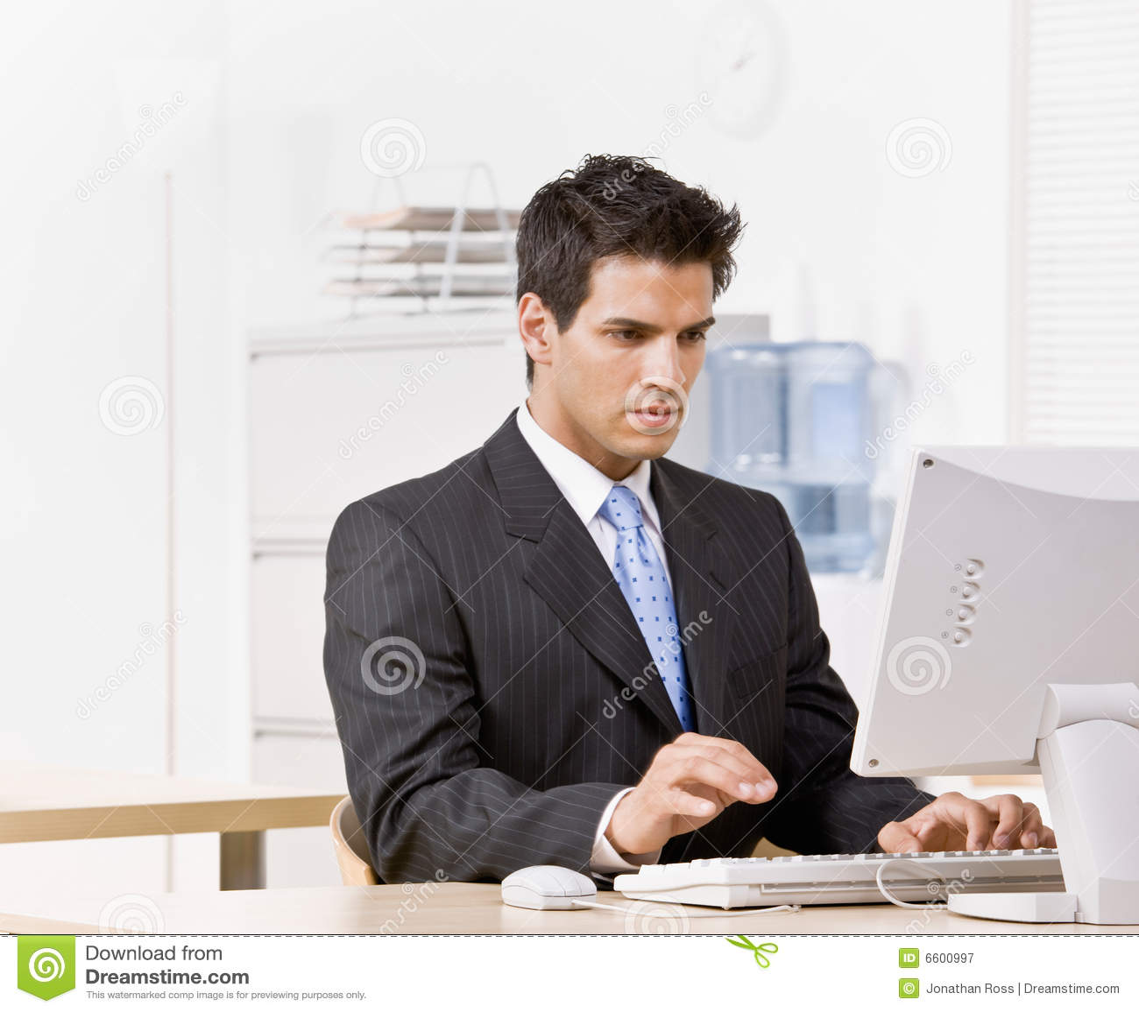 Affärsmandatorskrivande