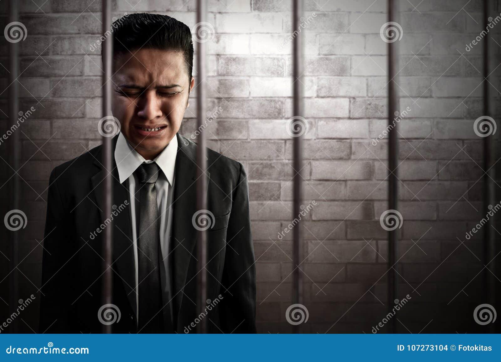 Affärsmangråt i fängelse