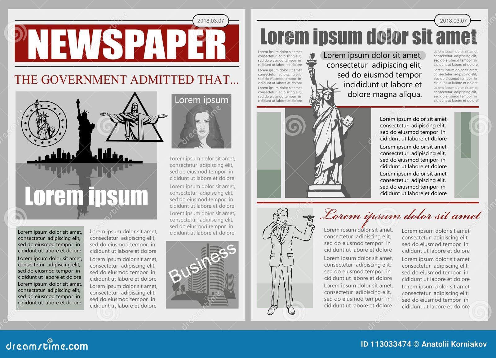 Affärstidning Finansiell information