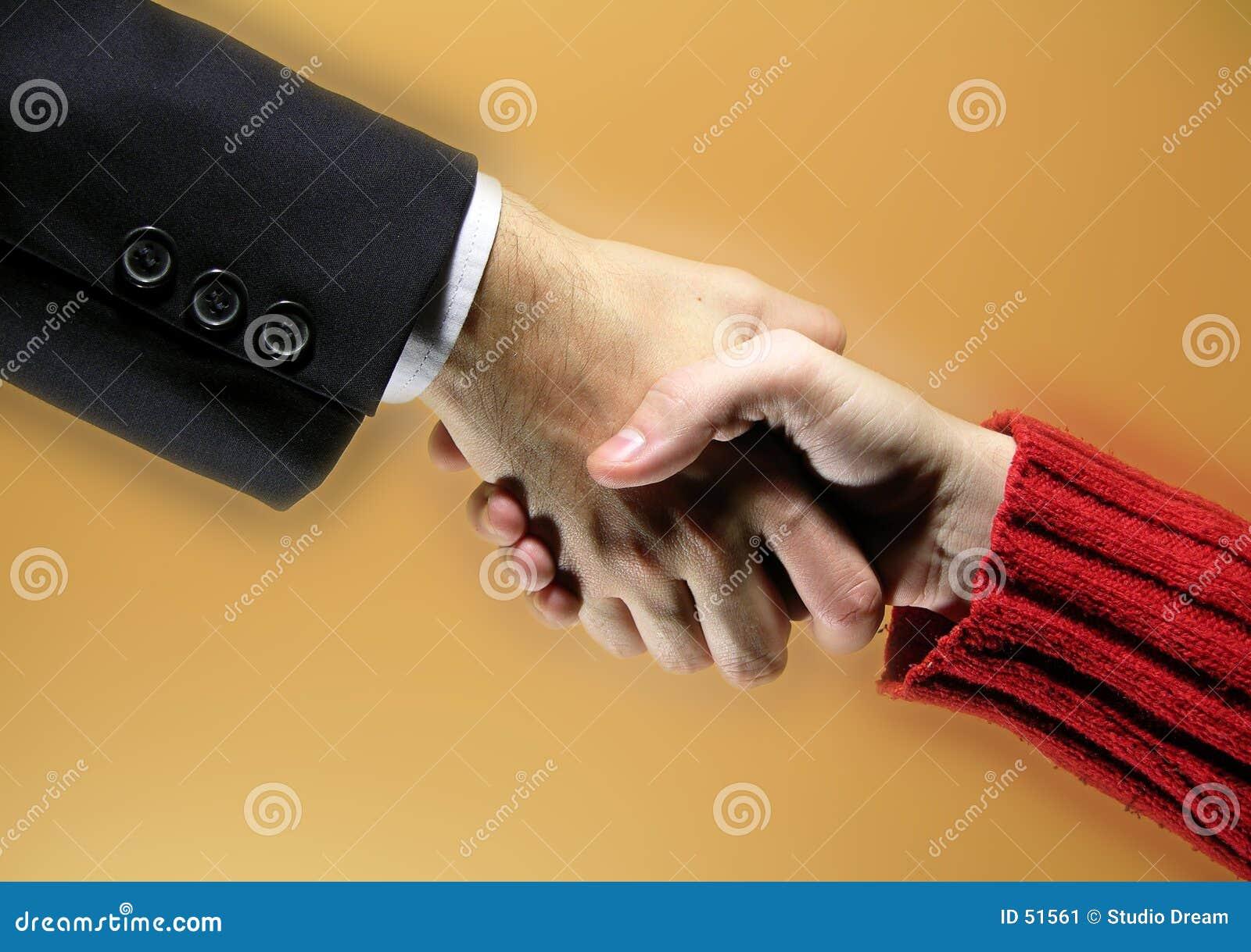 Download Affaire image stock. Image du panneau, juste, handshake - 51561