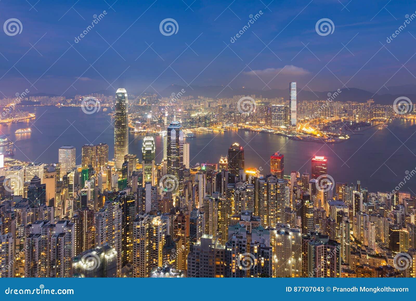 Affaires centrales de Hong Kong du centre