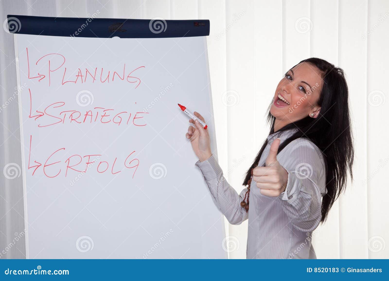 Affaires donnant des leçons particulières pour et par de jeunes femmes