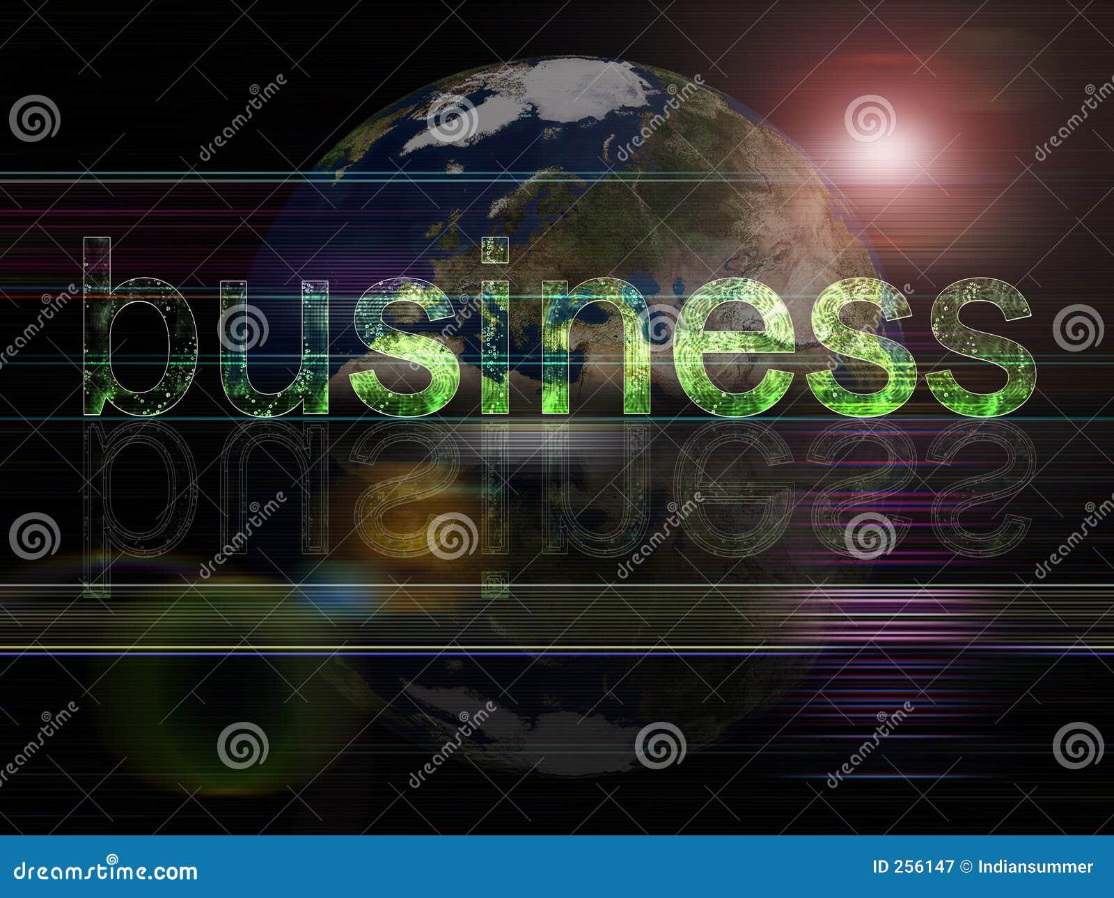 Affaires globales de séries de fond