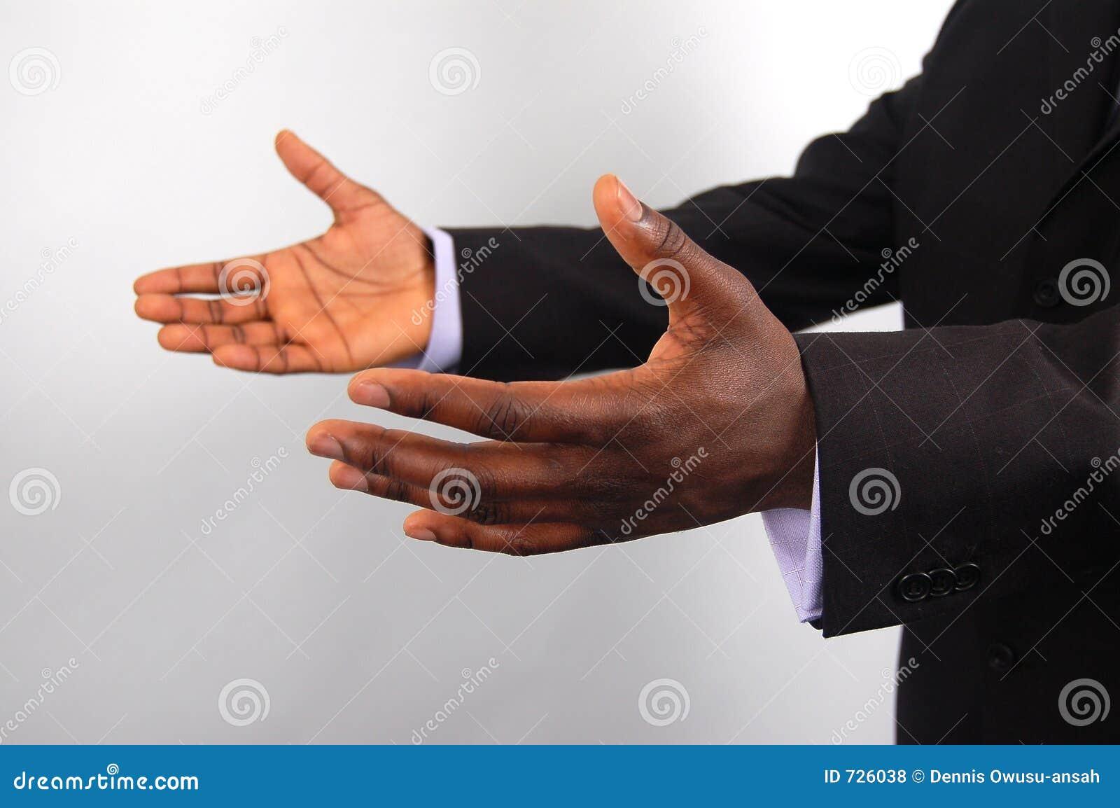 Affaires-Je AM ici (deux mains)