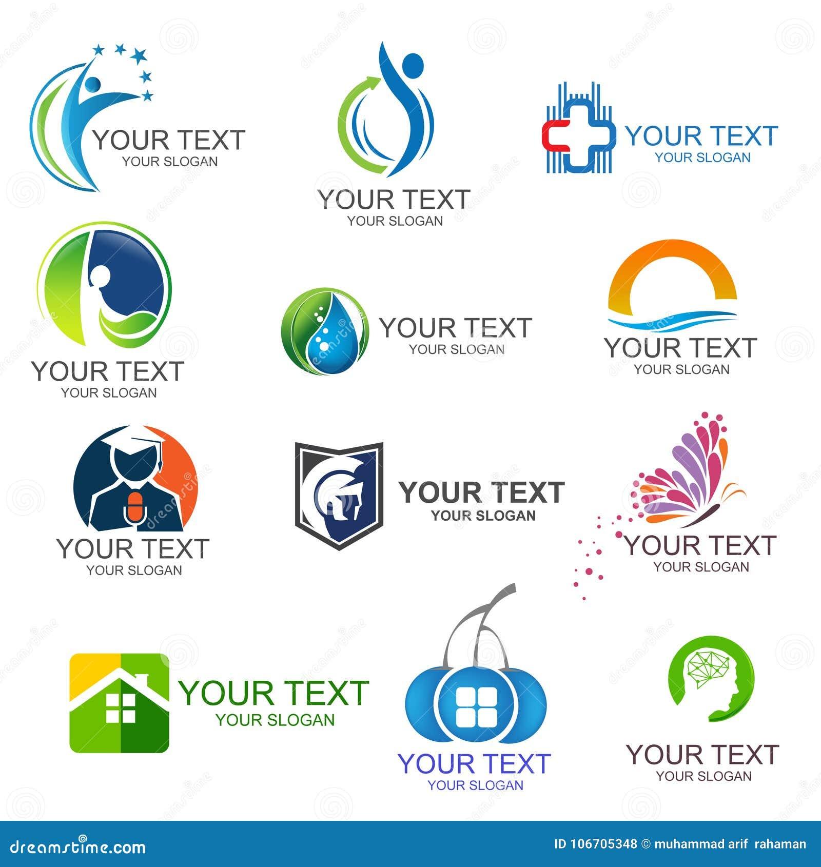 5411269f19861 La meilleure collection de logos pour votre société nouvellement établie,  affaires Logo Set Business Logo Design d'entreprise Logo Design d'entreprise  ...