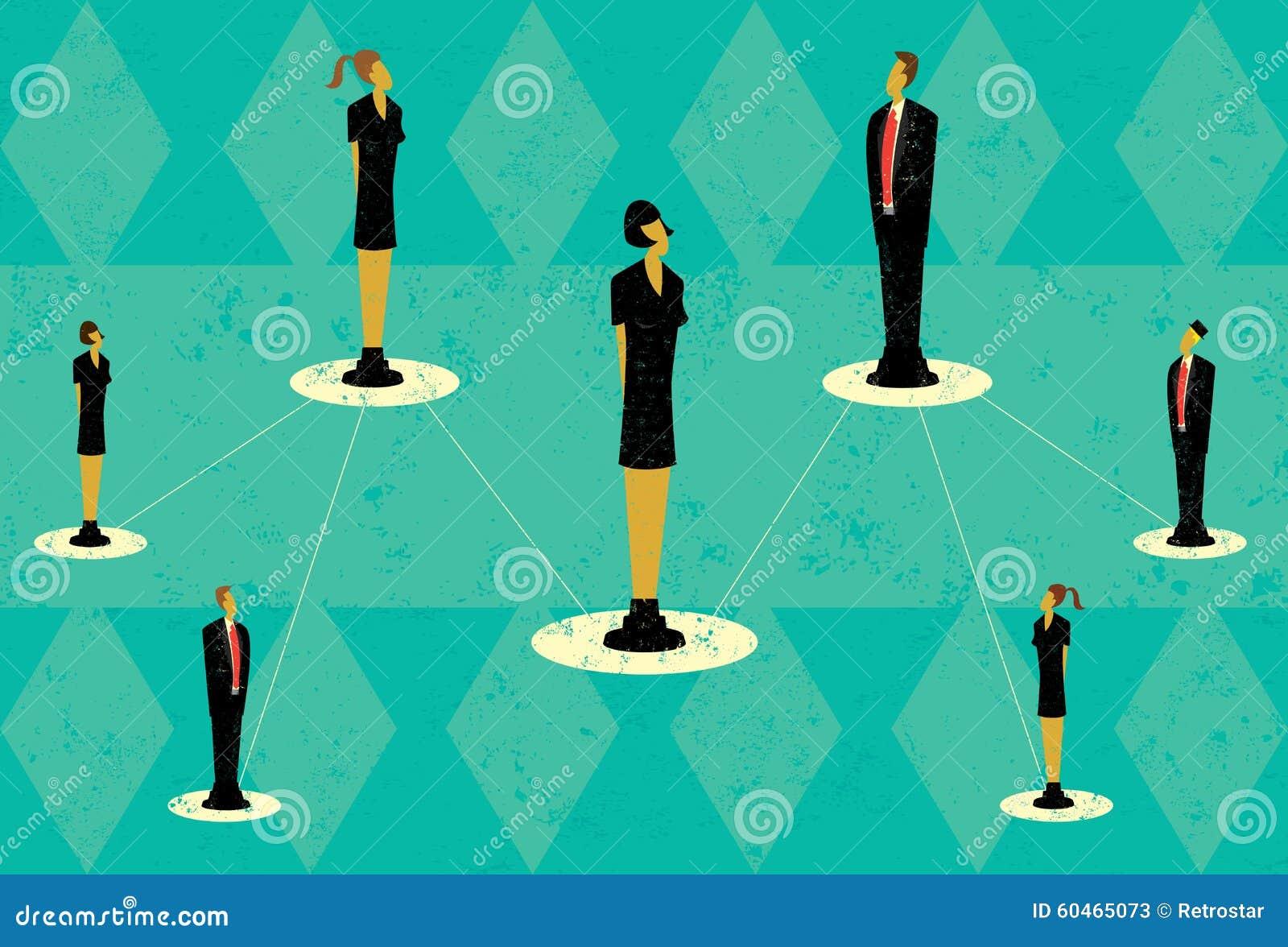 Affaires Team Hierarchy