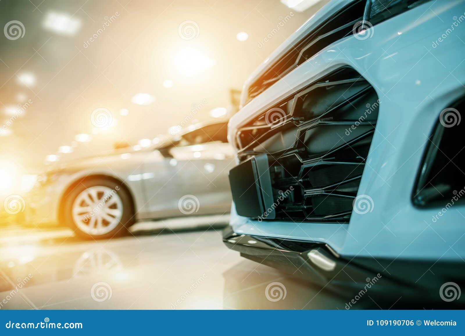 Affare automobilistico dell automobile