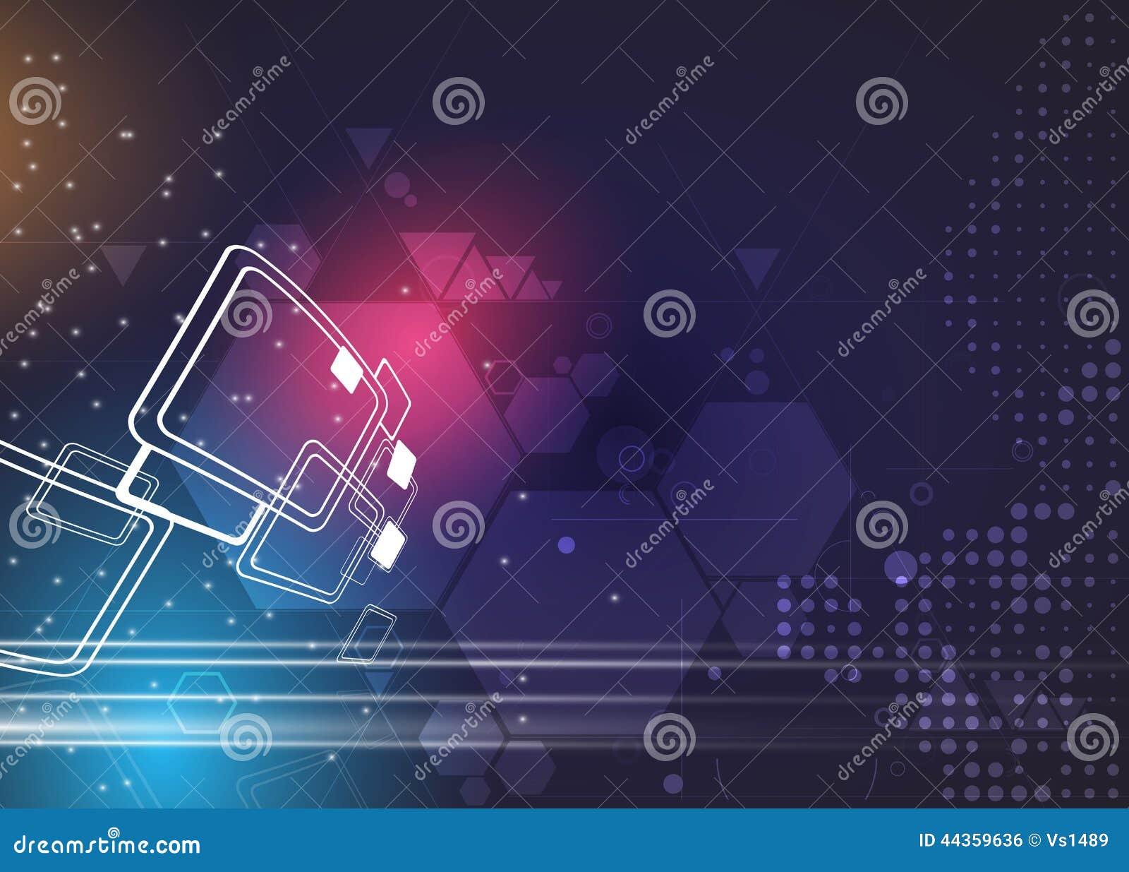 Affare & sviluppo astratti del fondo di tecnologia