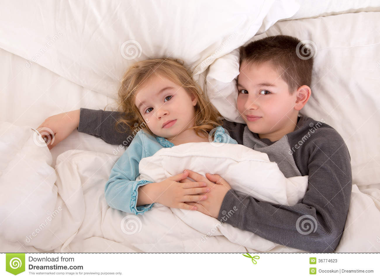 Brother Sister In Same Bed