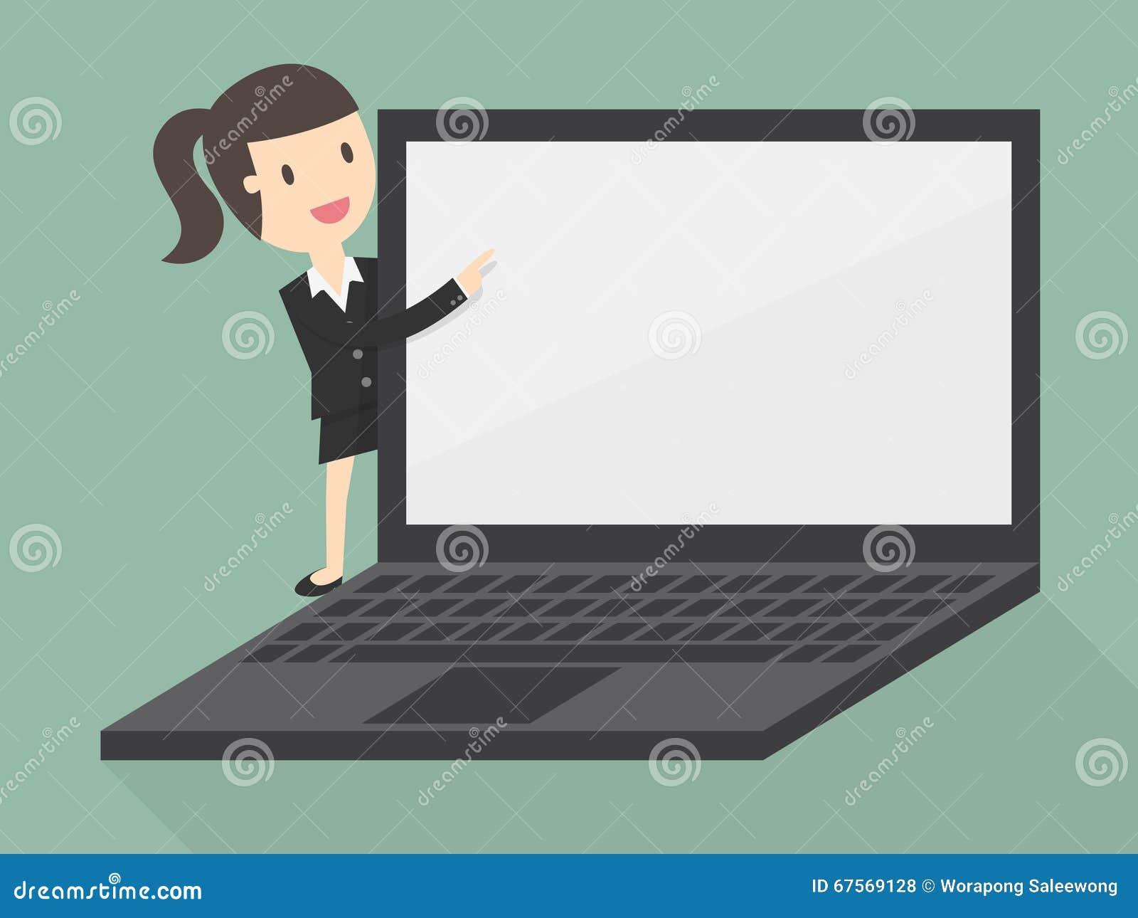 Affichage d ordinateur portable