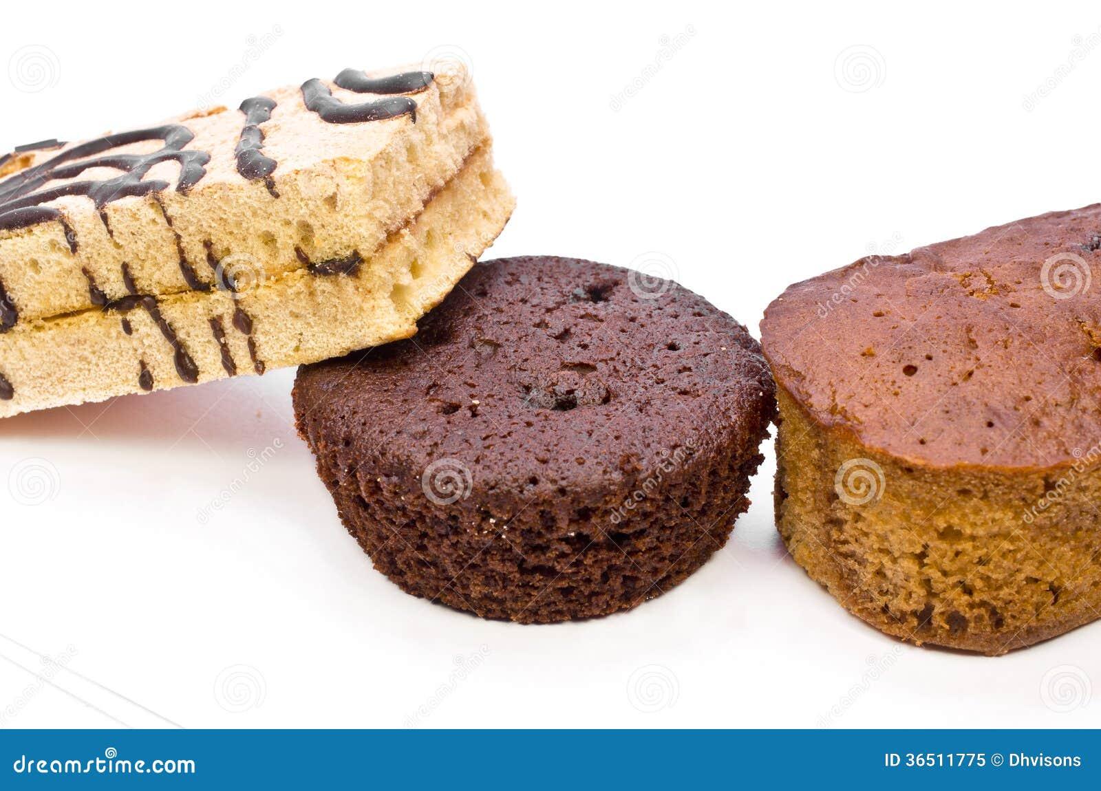 Affichage différent de biscuits