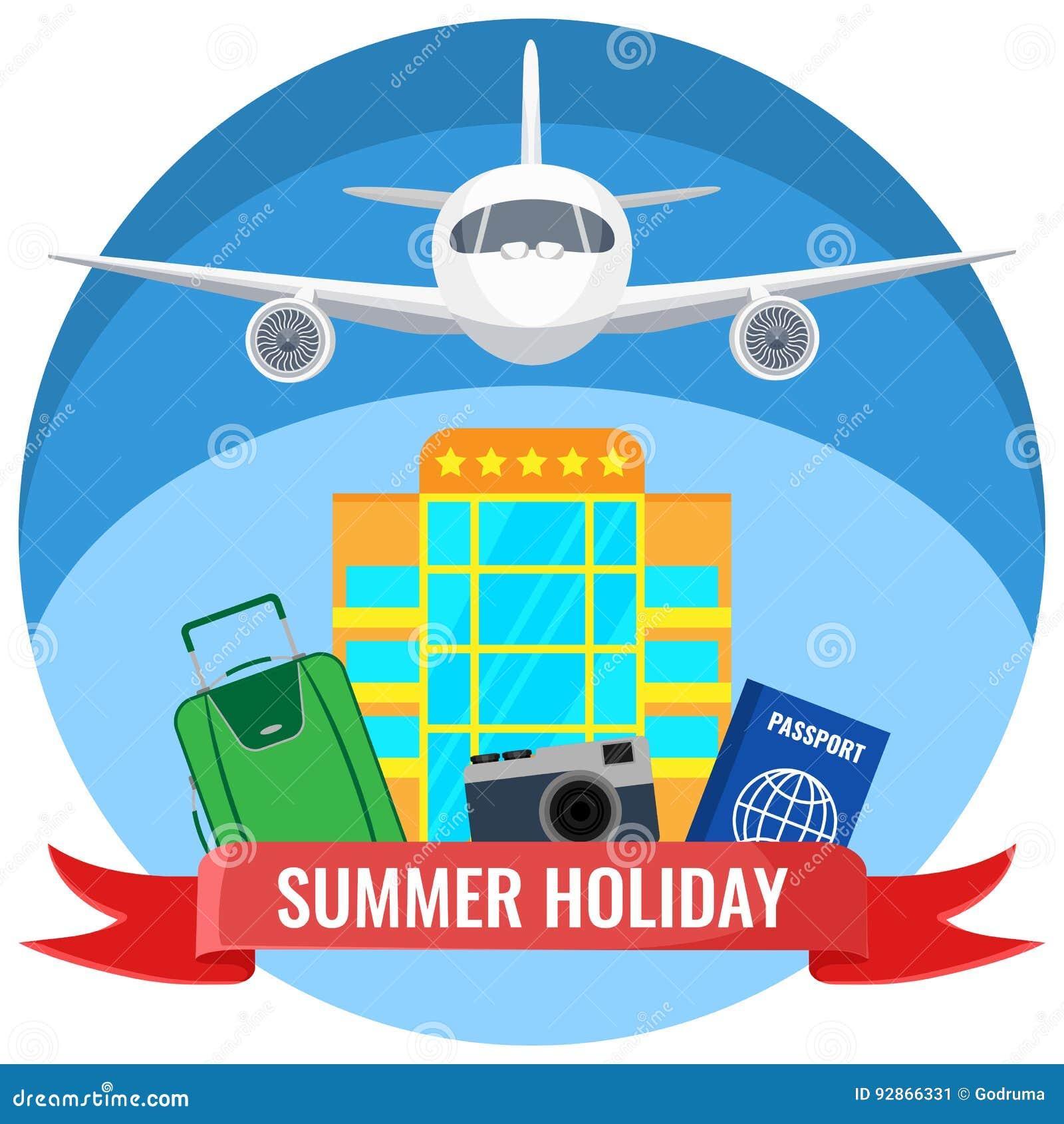vacances avec vol