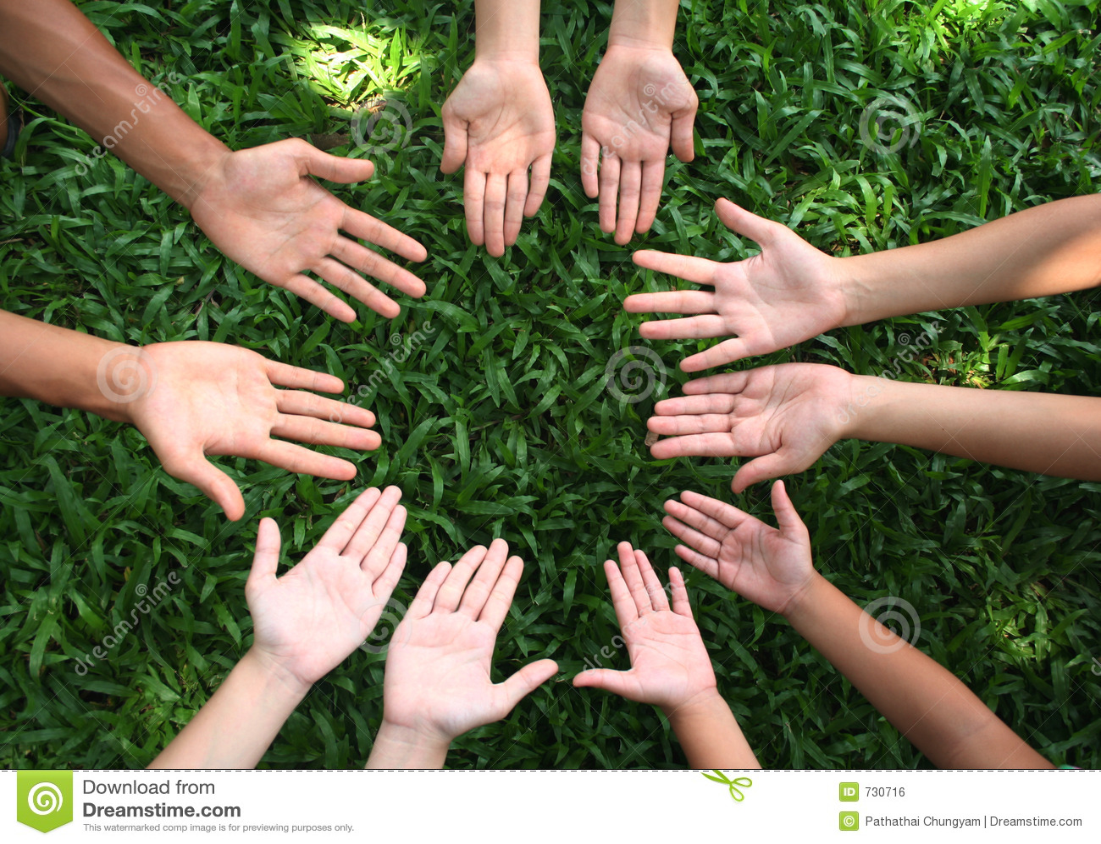 Affichez-moi vos mains !
