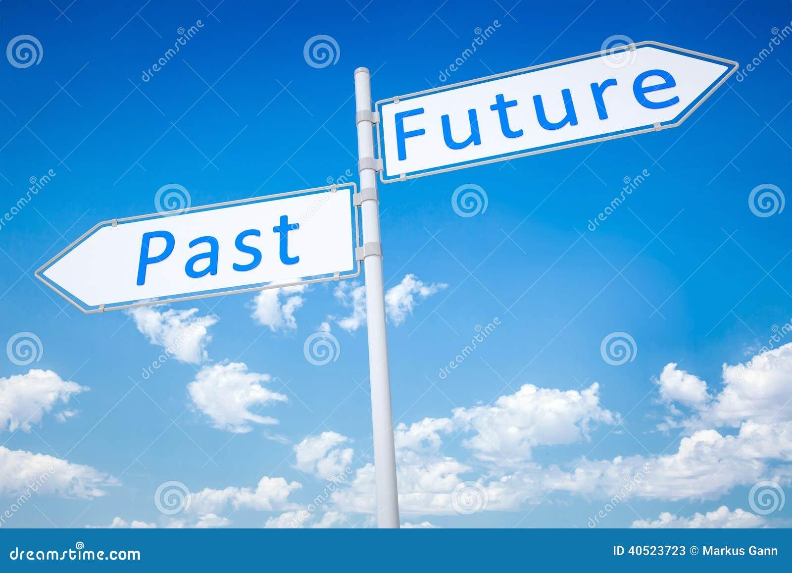 Afgelopen toekomst