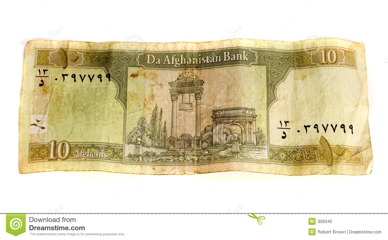 Afghanistan currrency