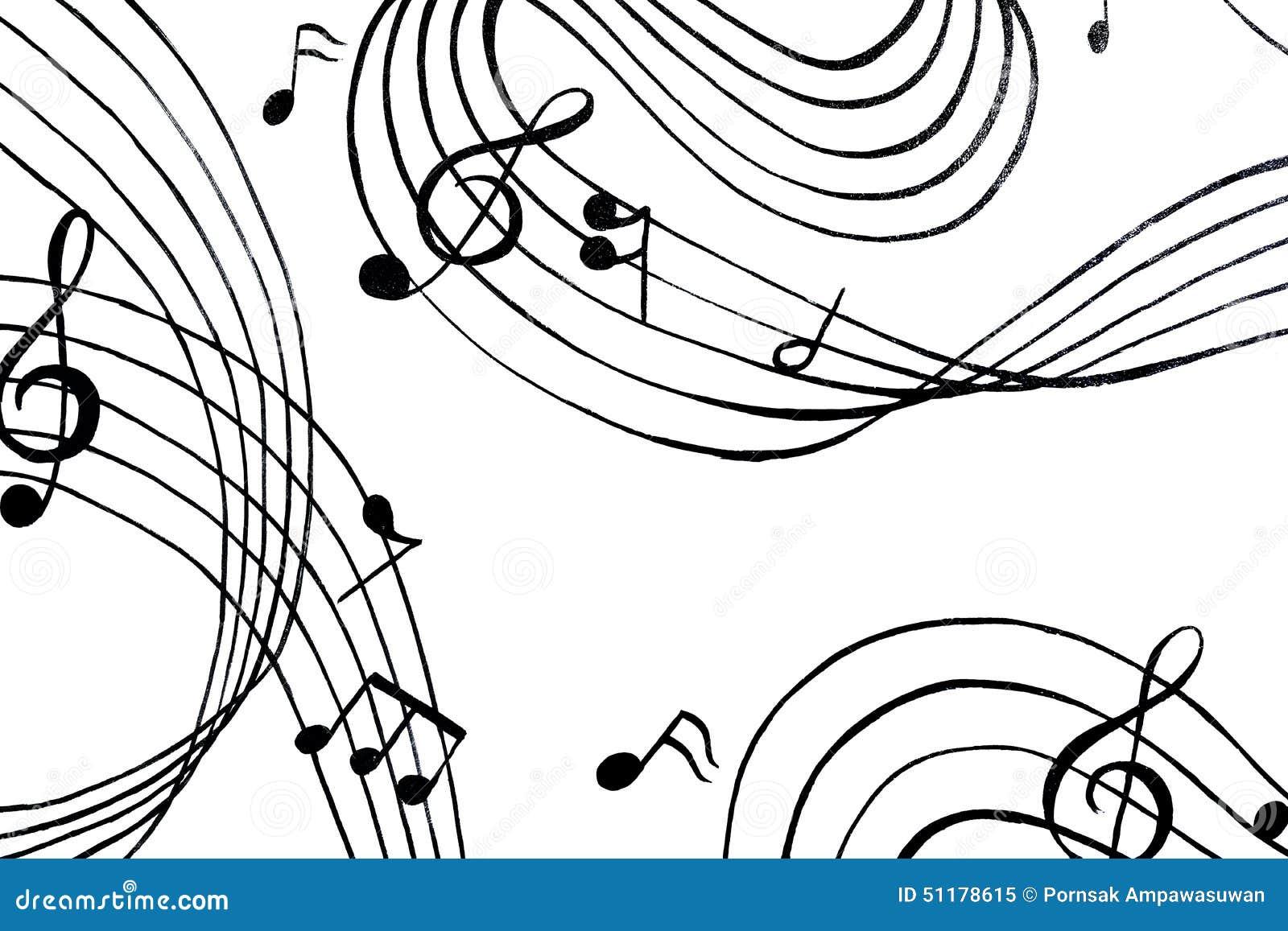 Aflutter of musical chords a illustration stock illustration royalty free illustration download aflutter of musical chords hexwebz Image collections