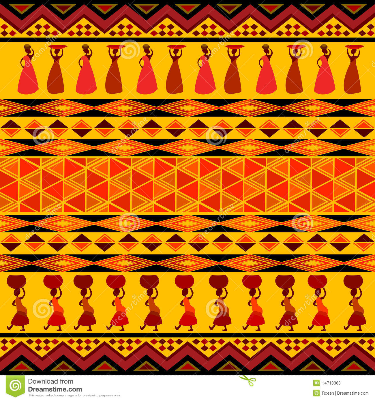 Traditional african patterns and designs traditional african pattern