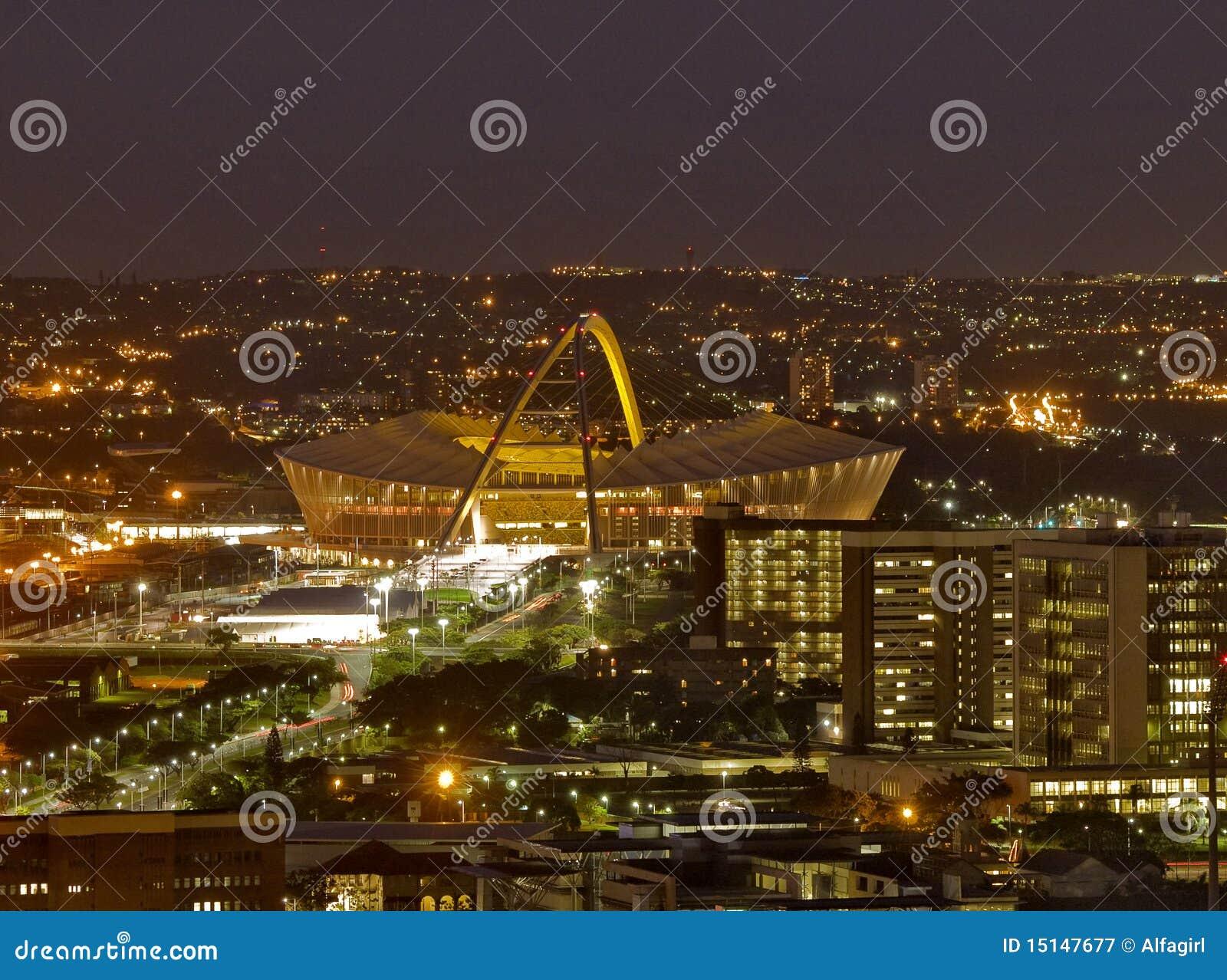 Africa Durban mabhida Moses południe stadium