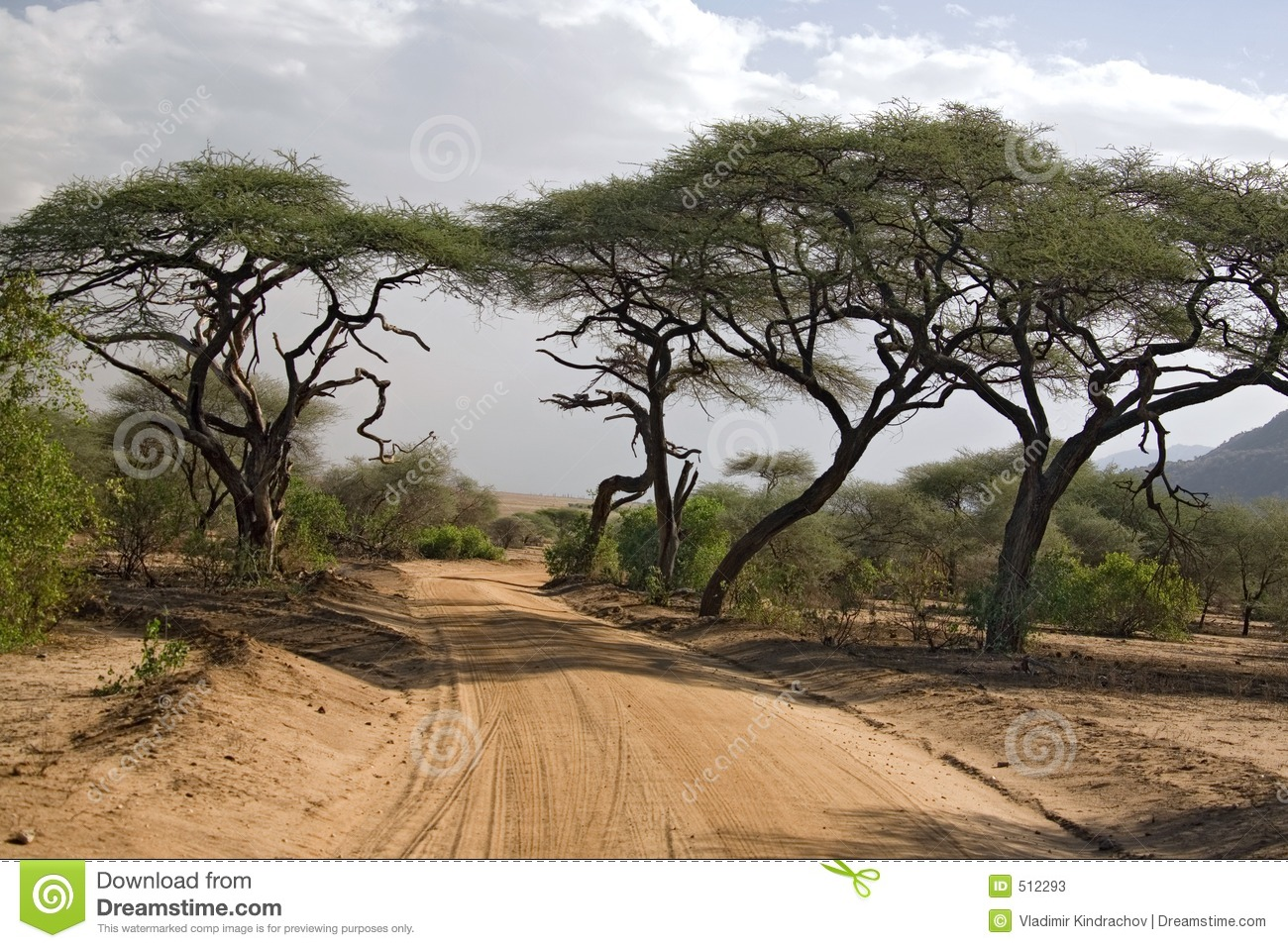 Africa Landscape 005 Stock Photos - Image: 512293