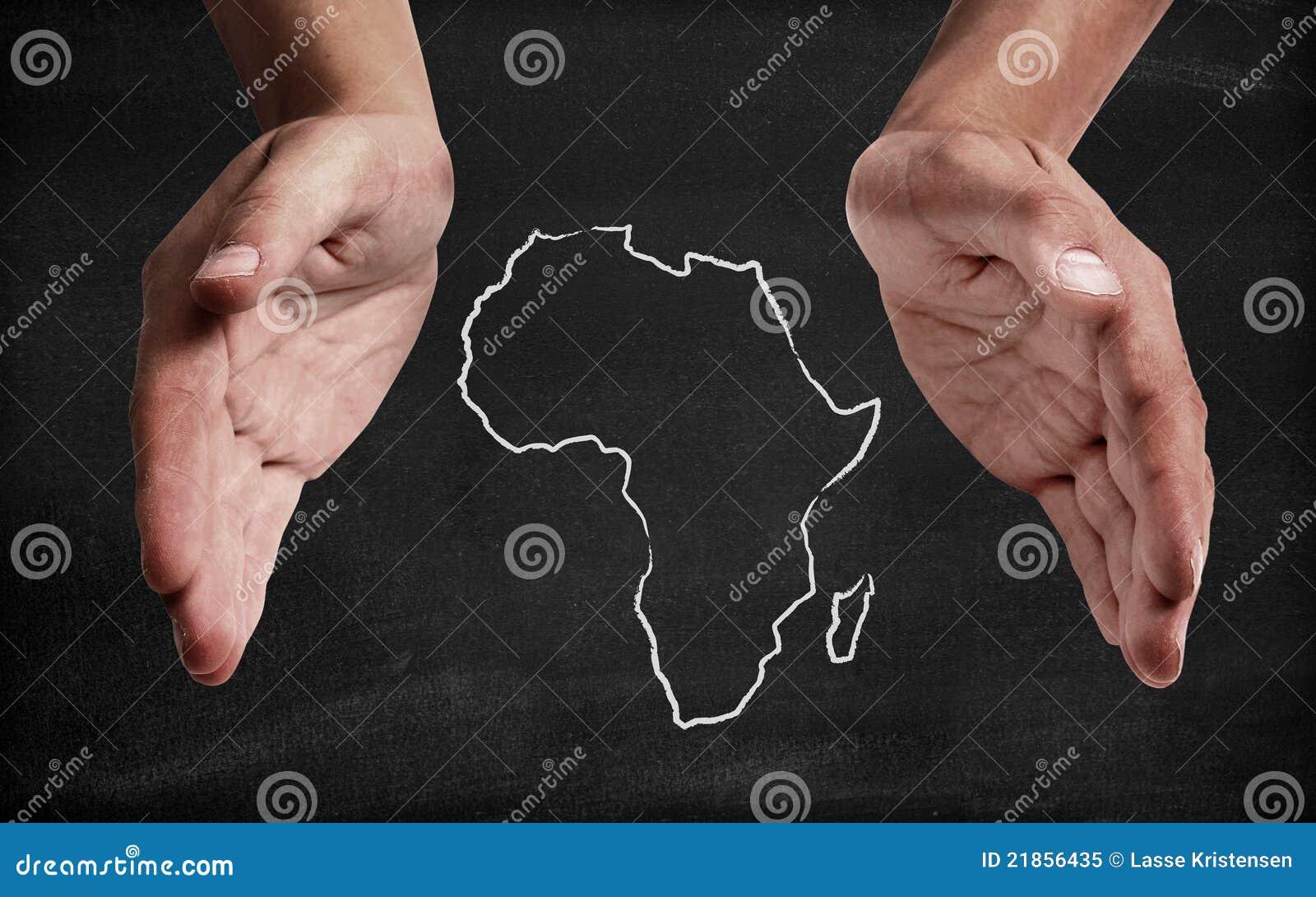 Africa poparcie