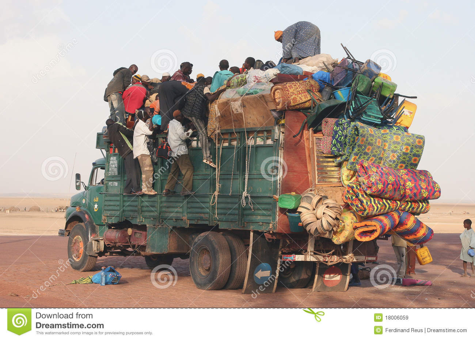 Africa transport