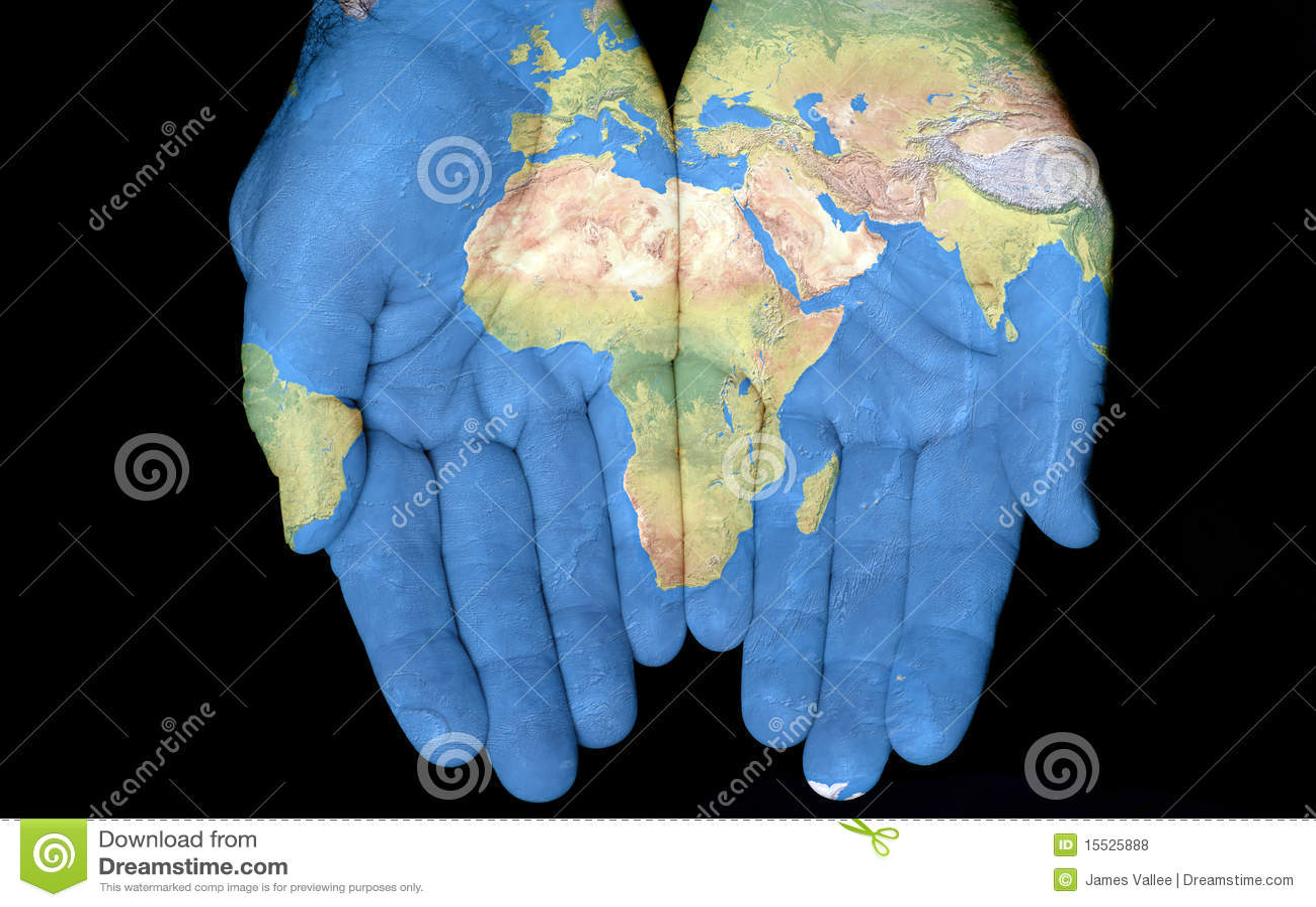 Africa wręcza nasz