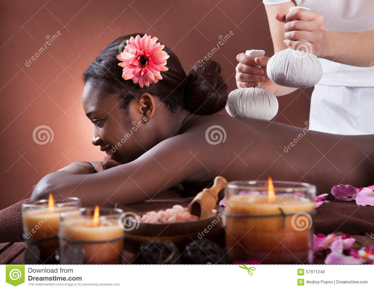 African Stone Day Spa