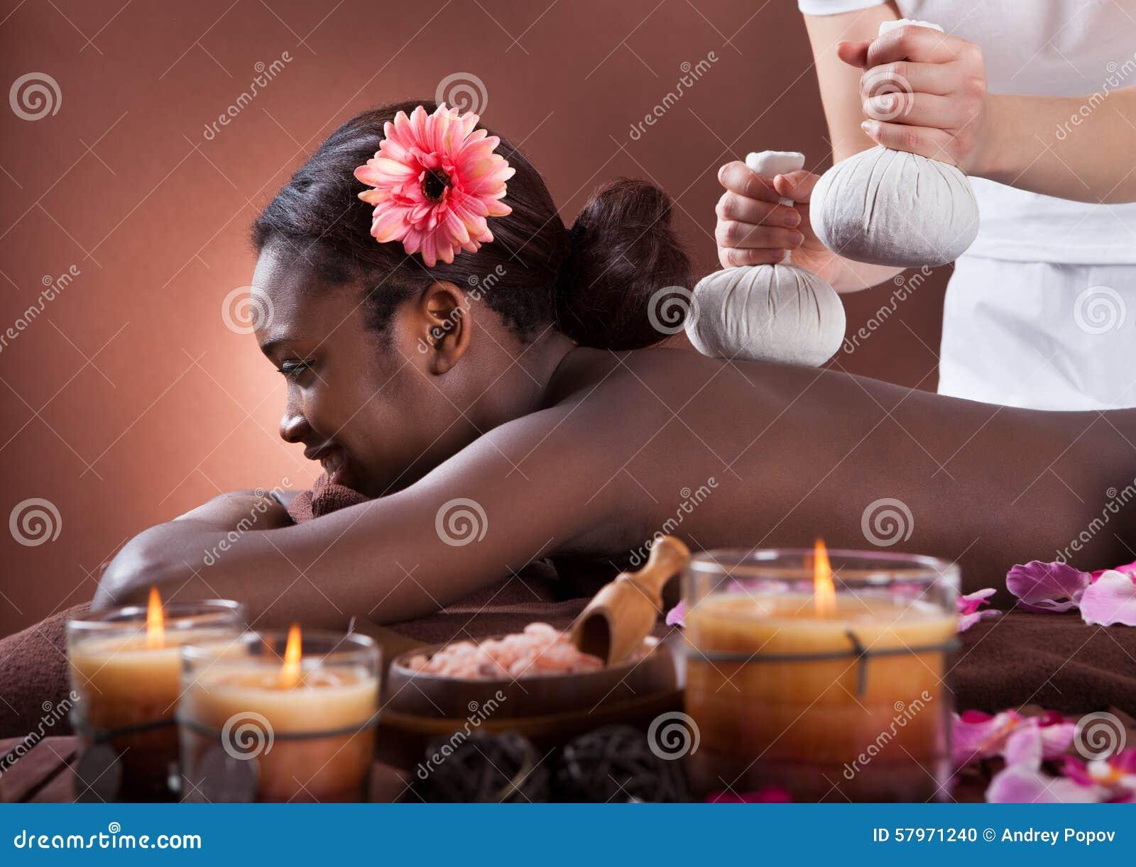 massage african
