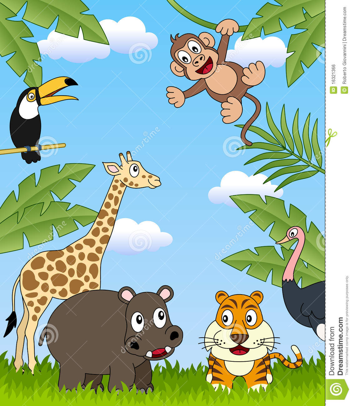 African Animals Group [3]