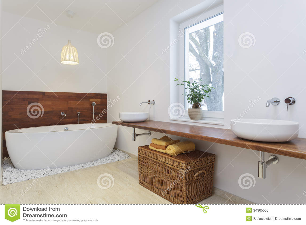 African Bathroom Royalty Free Stock Photo Image 34305555