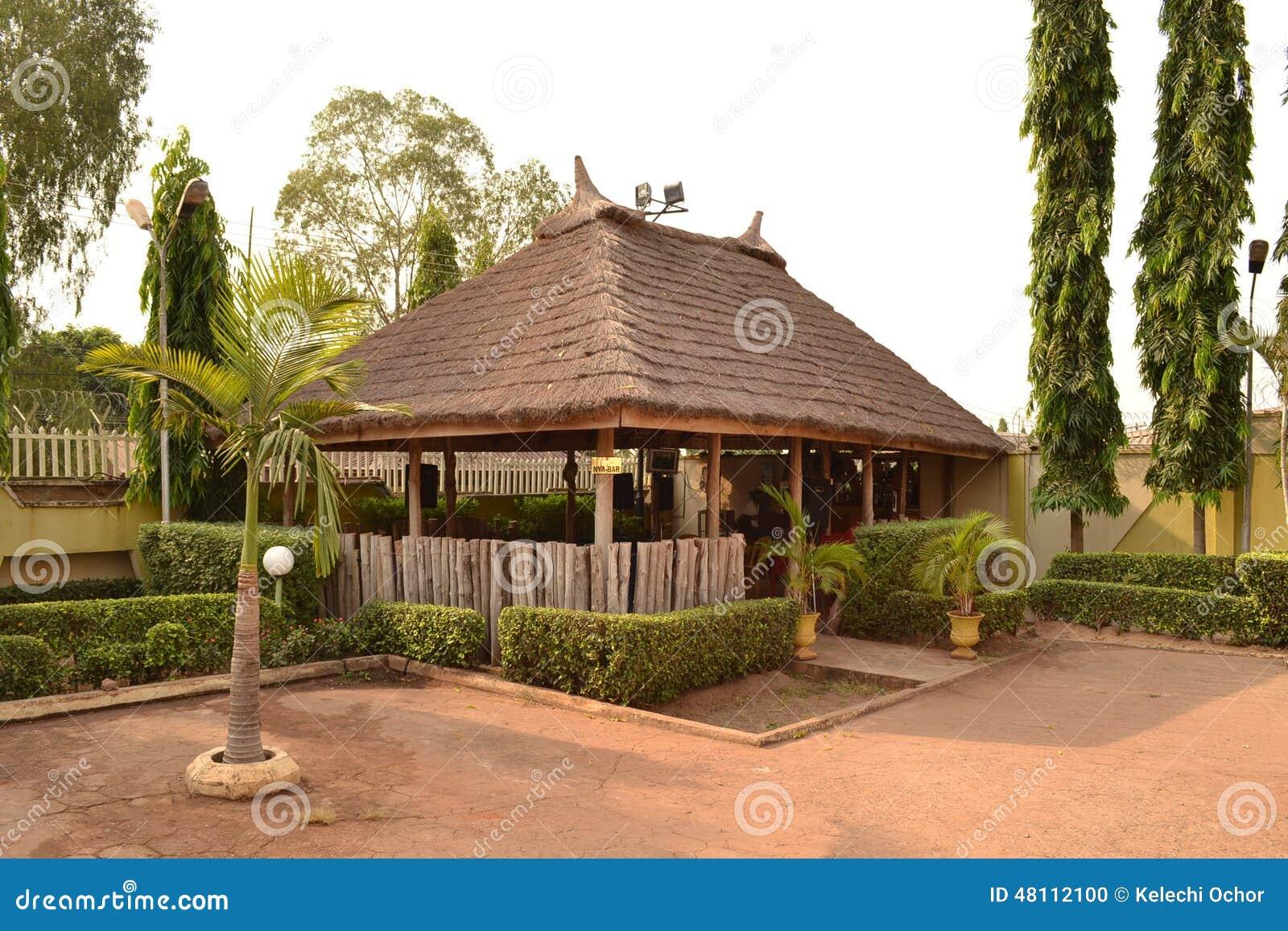 African Bush Bar Stock Photo Image 48112100