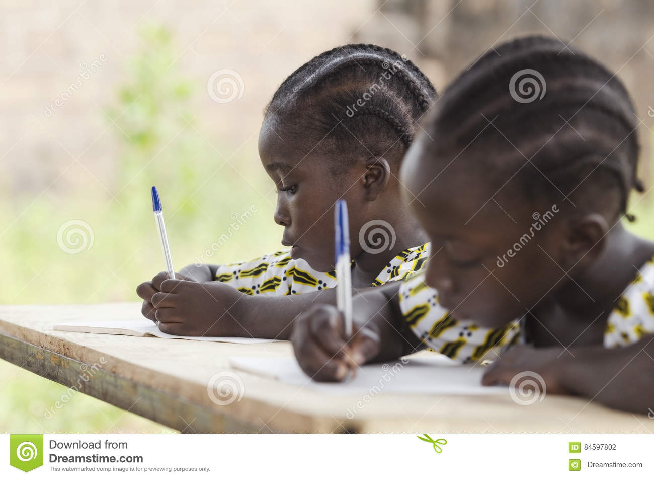 african children at school doing homework african ethnicity stu african children at school doing homework african ethnicity stu stock photo image 84597802