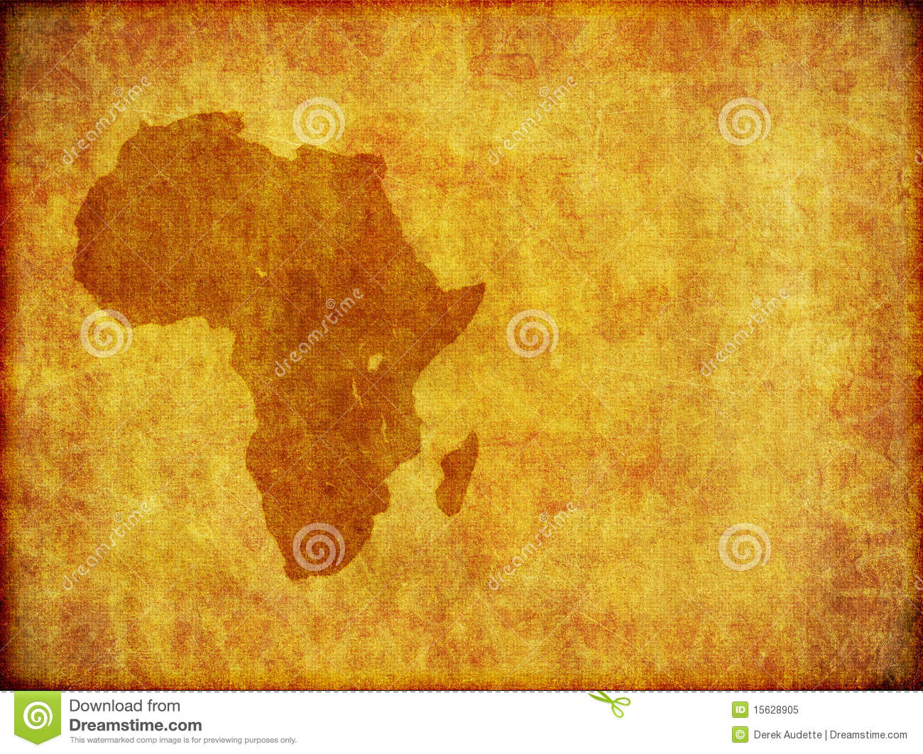 African Continent Grunge Background Graphic Royalty Free ... Golf Ball On Tee Clipart