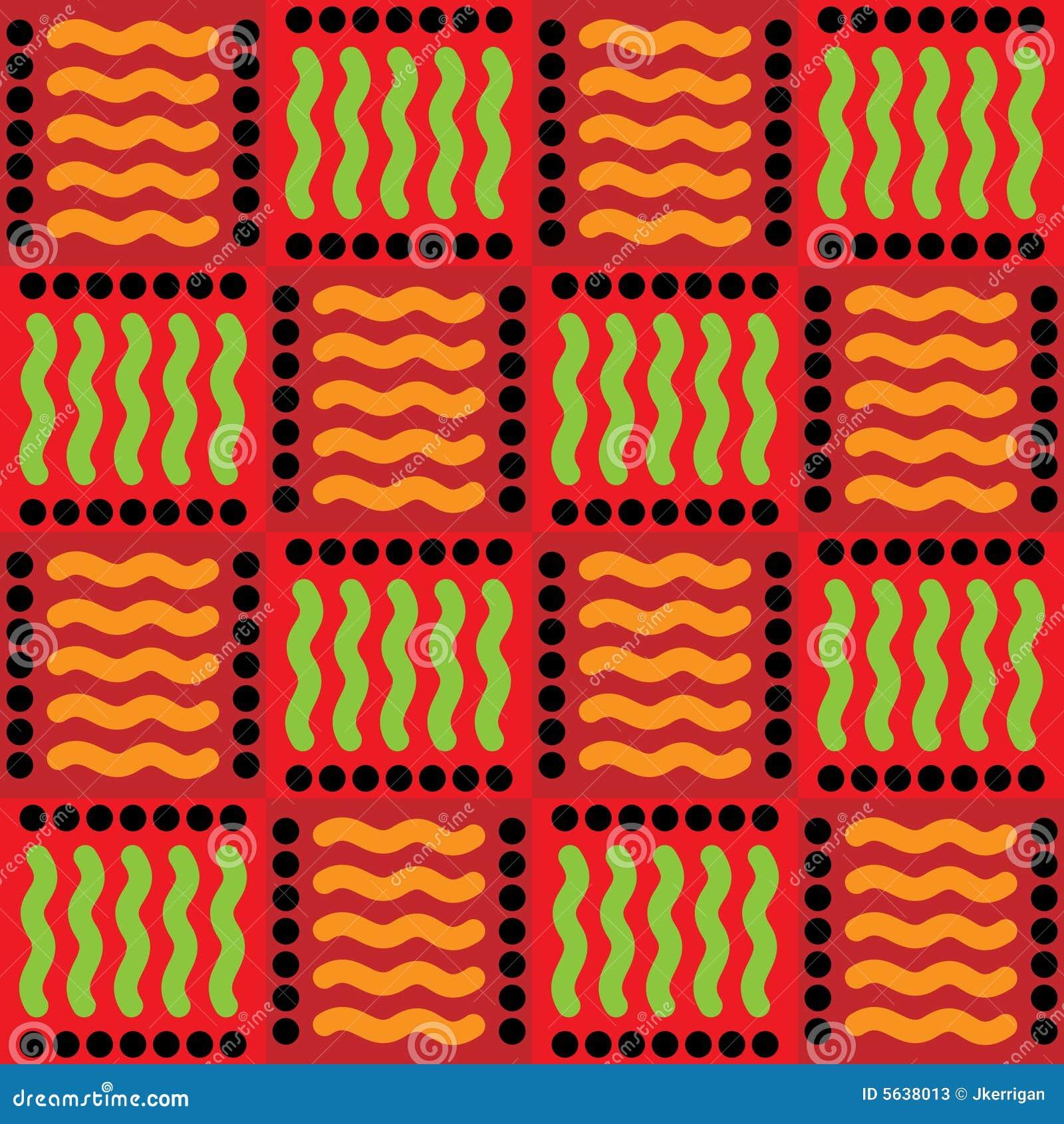 African Design Stock Photos - Image: 5638013