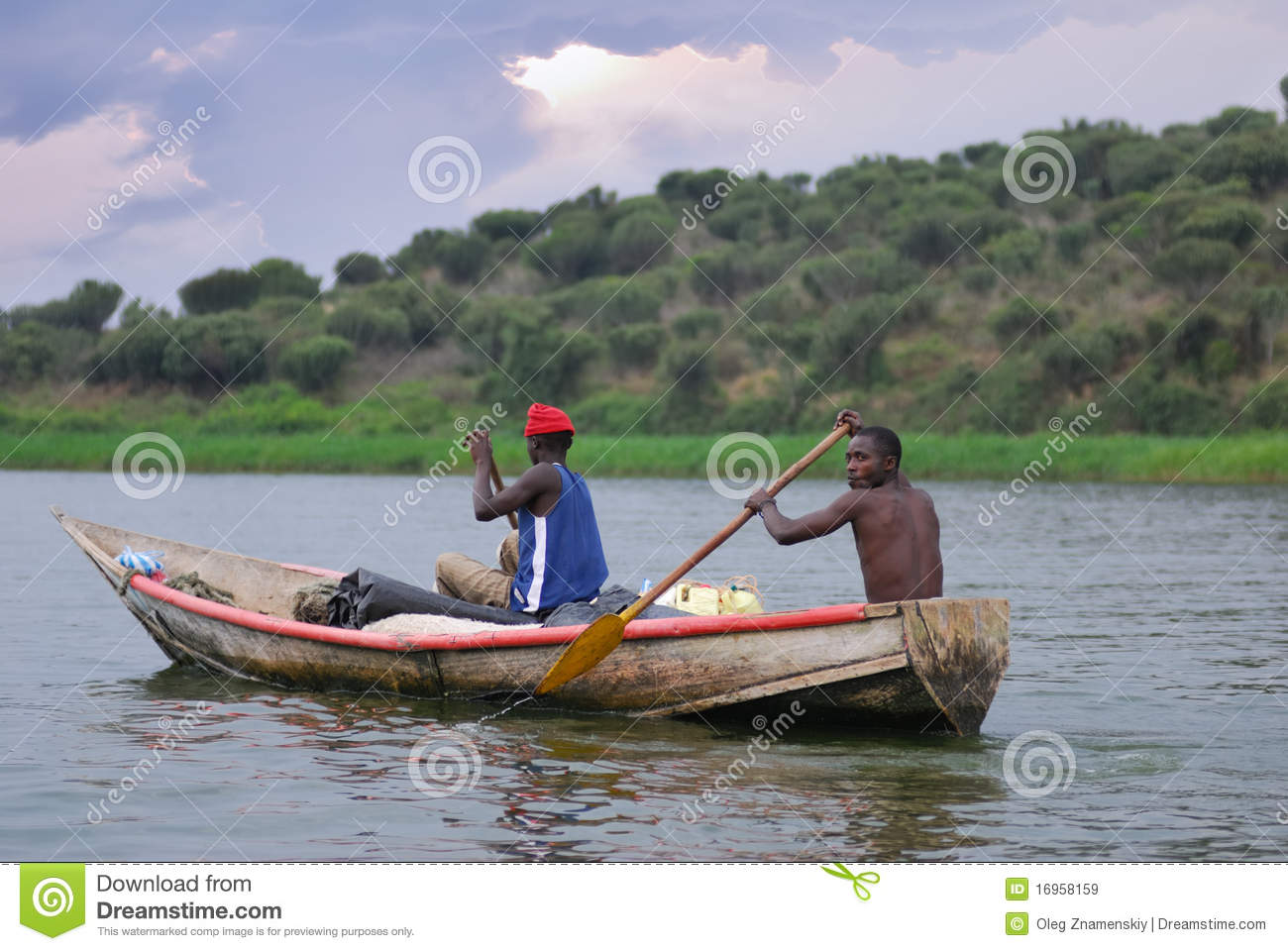 African fishermen editorial stock image image 16958159 for Commercial fishing boots