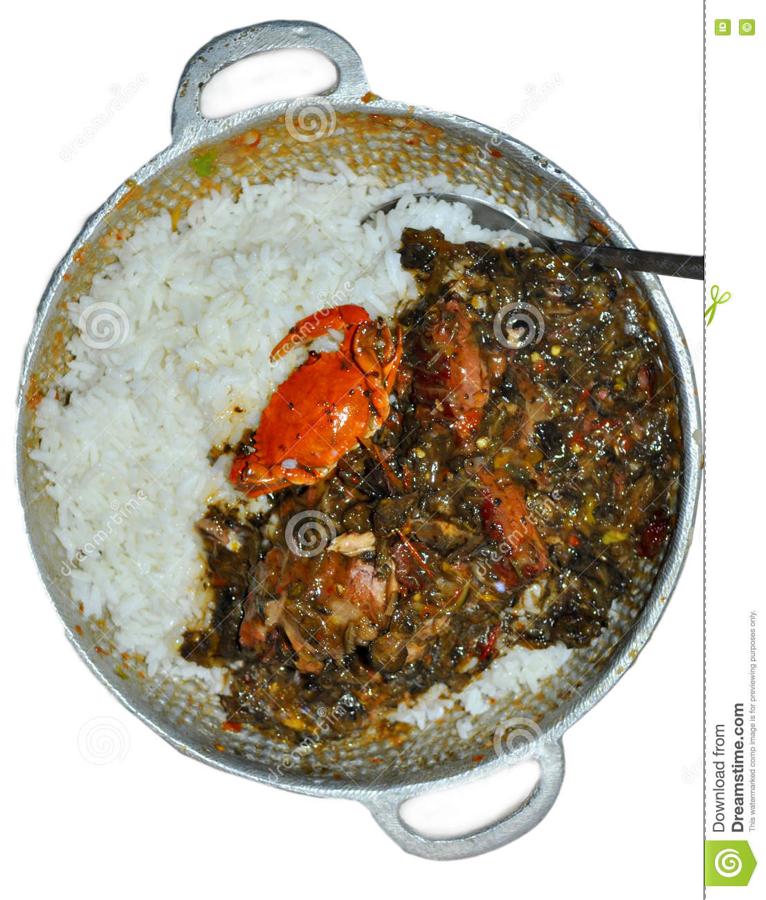 13 African Recipes: AFRICAN FOOD SAMPLE Stock Photo. Image Of Background