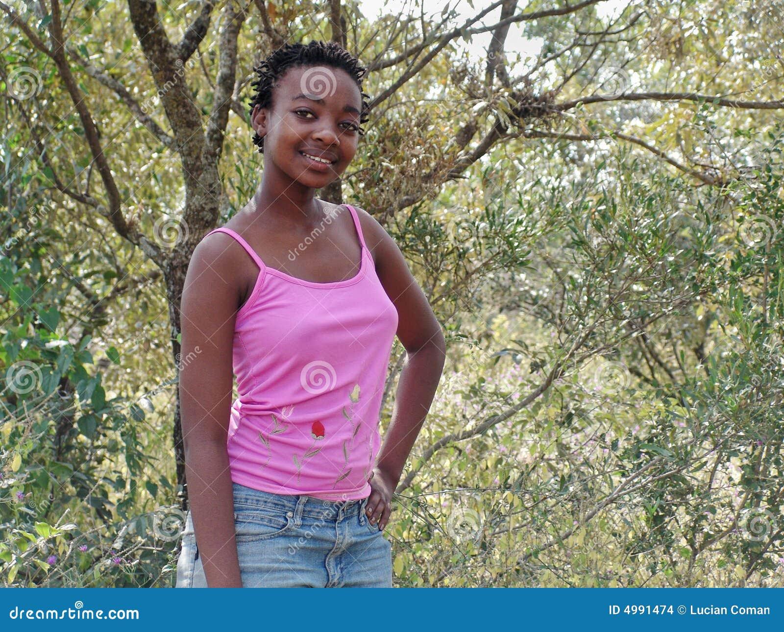 Секс с африканскими девочками 7 фотография