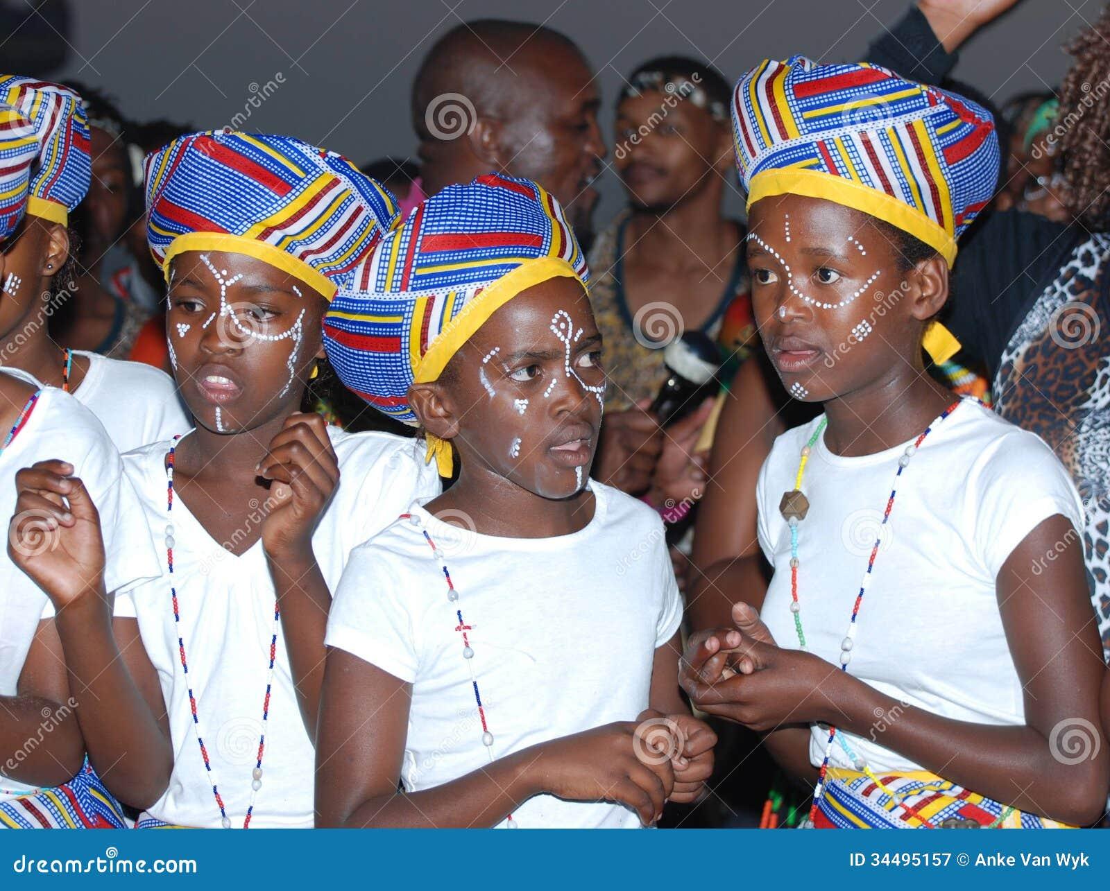 Zulu Dancers || Cape Town || Bookings