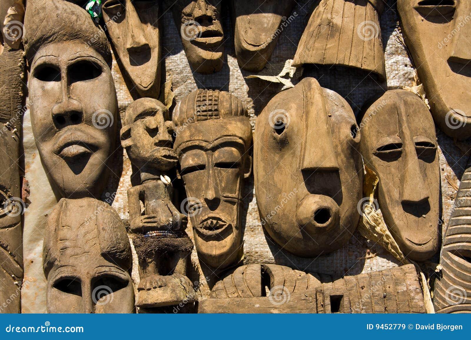 Voodoo amulet royalty free stock photos image 2718528 - African Masks Royalty Free Stock Images