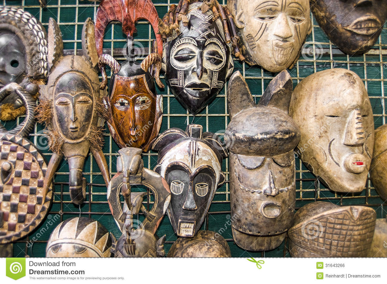 Beach house plans beach home plans beach house plan - African Masks Royalty Free Stock Image Image 31643266