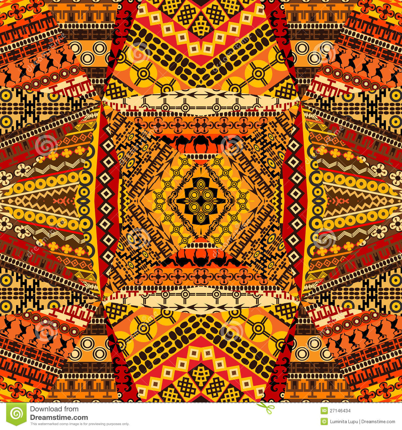 African Art Designs And Patterns