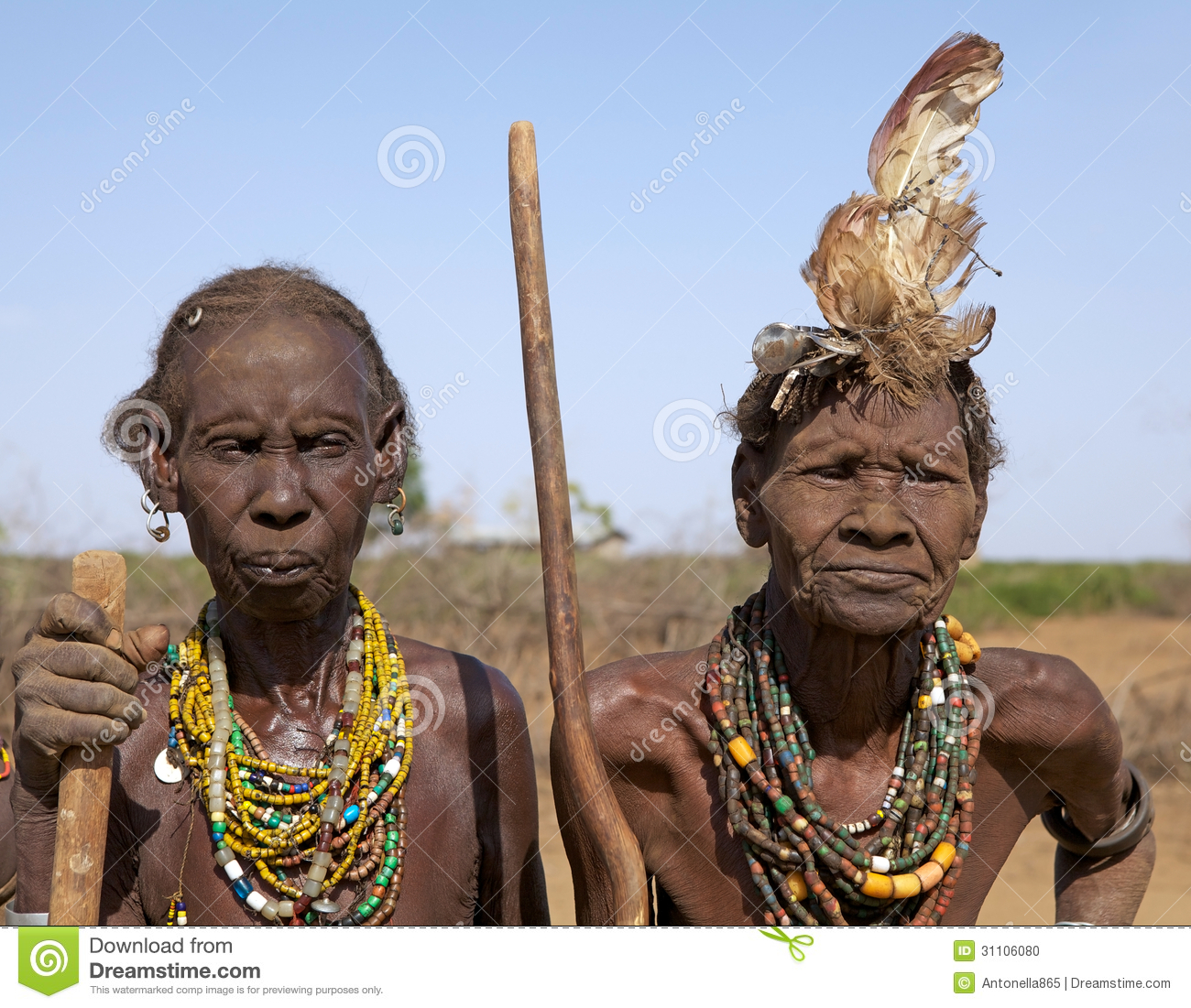 African Old Women Editorial Image Image Of Culture
