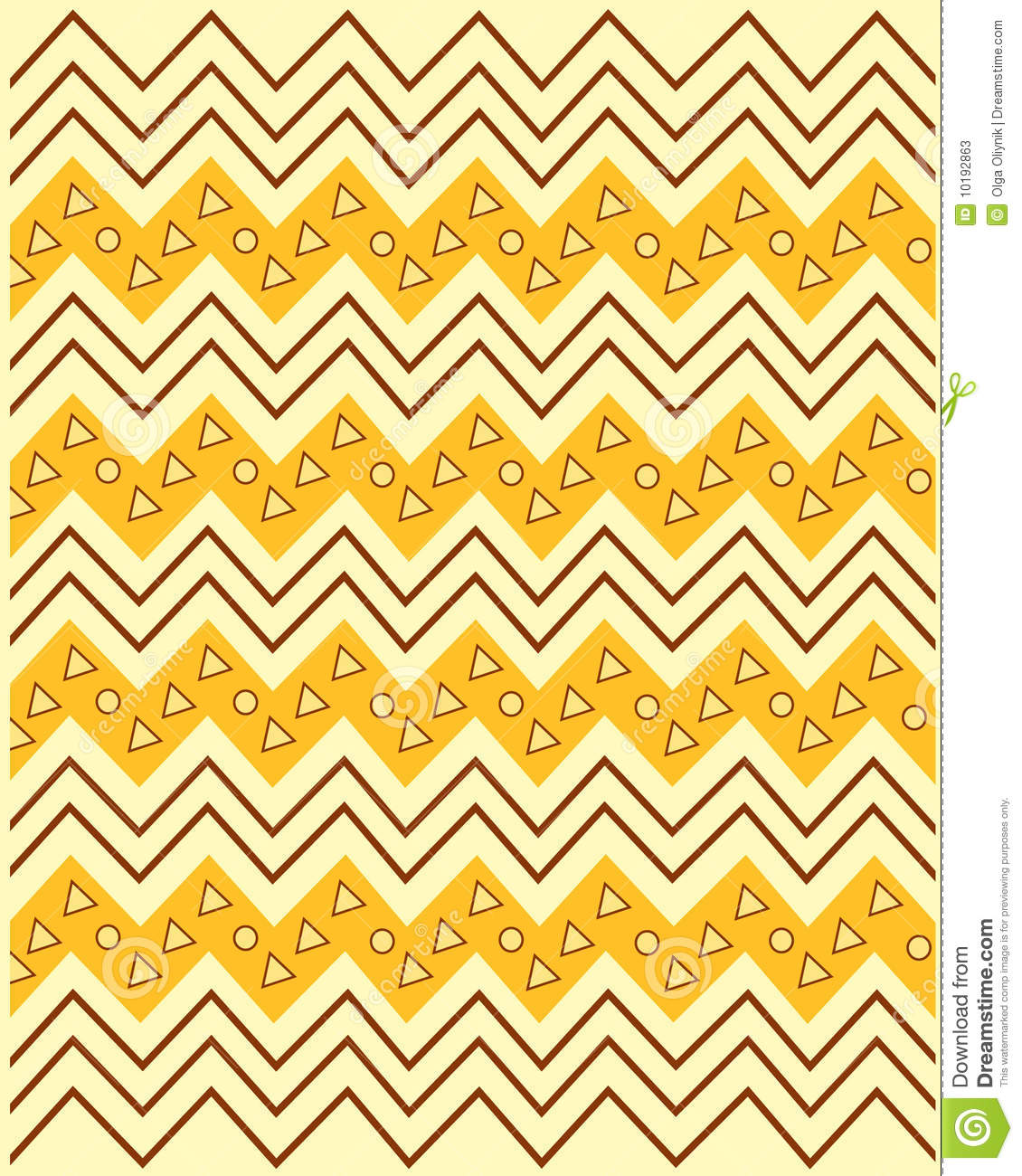 African Pattern Stock Photos Image 10192863