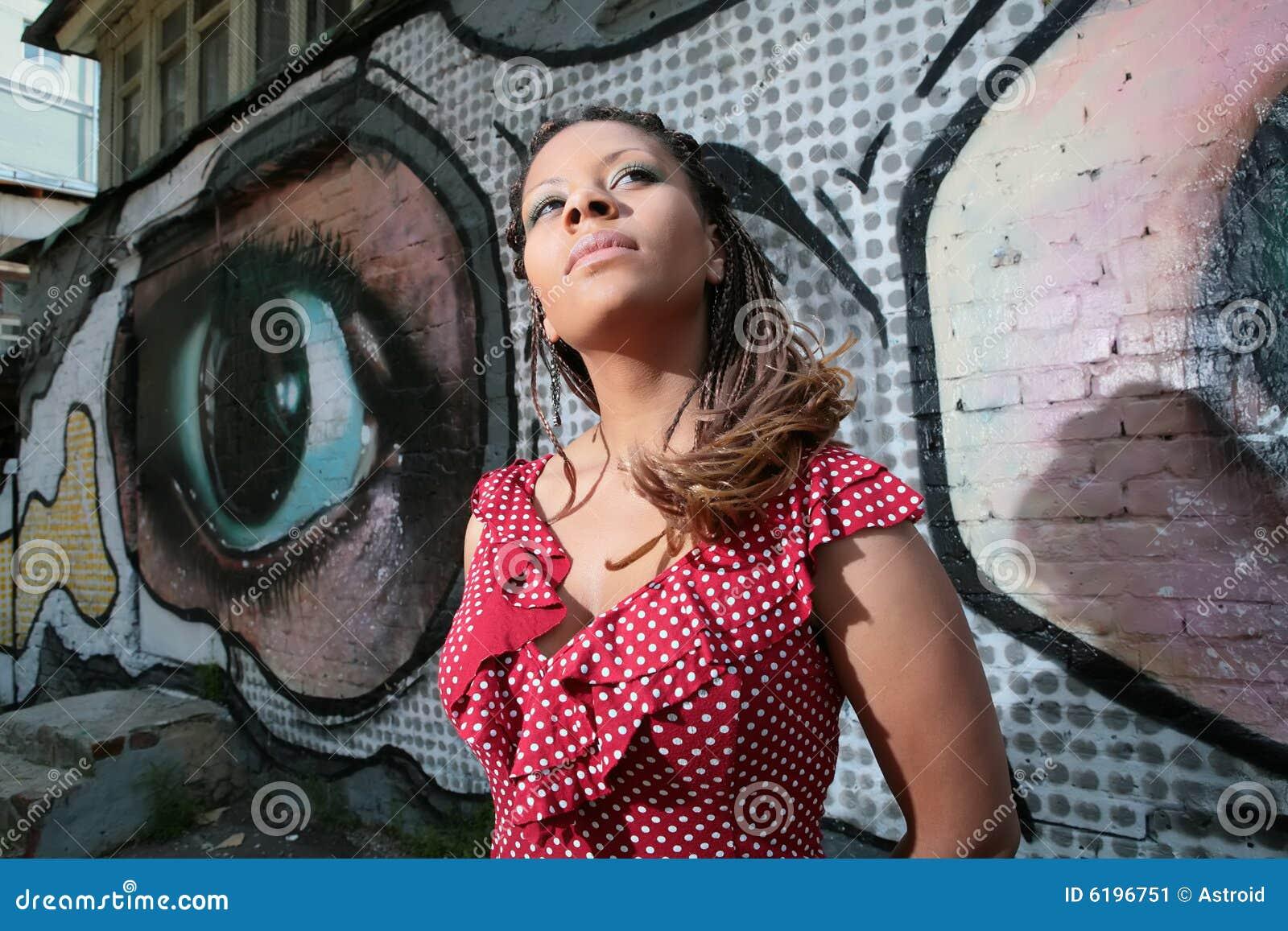 Темнокожая русская девушка 3 фотография
