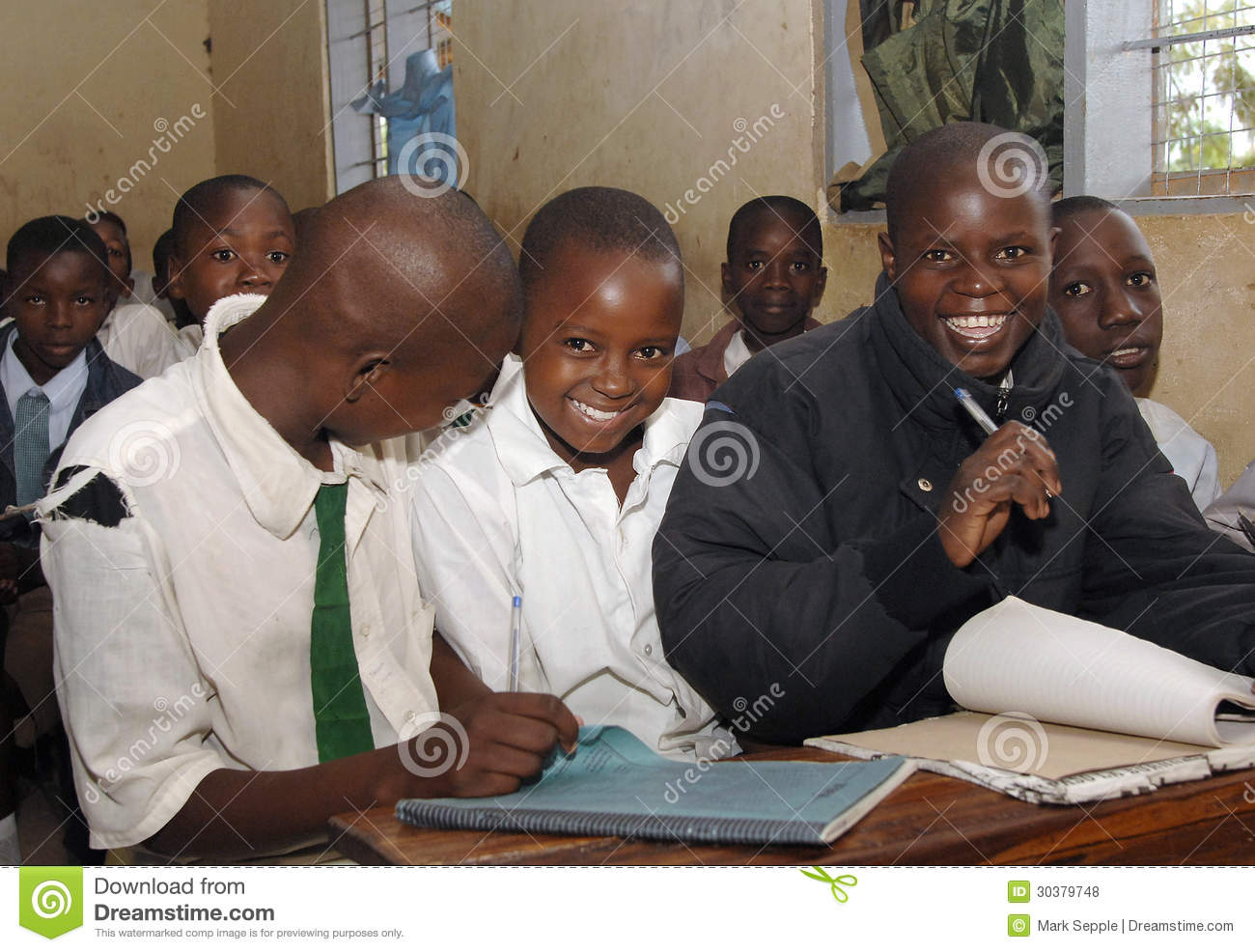 African school children editorial stock photo. Image of ...
